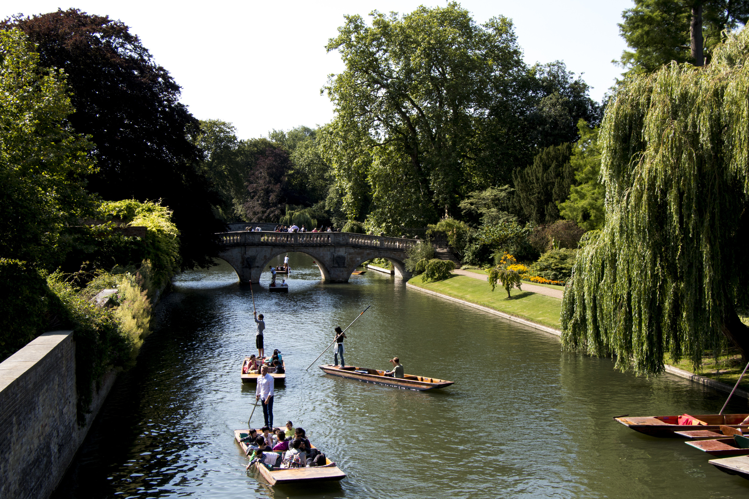 A Day Trip to Cambridge, England | Sea of Atlas