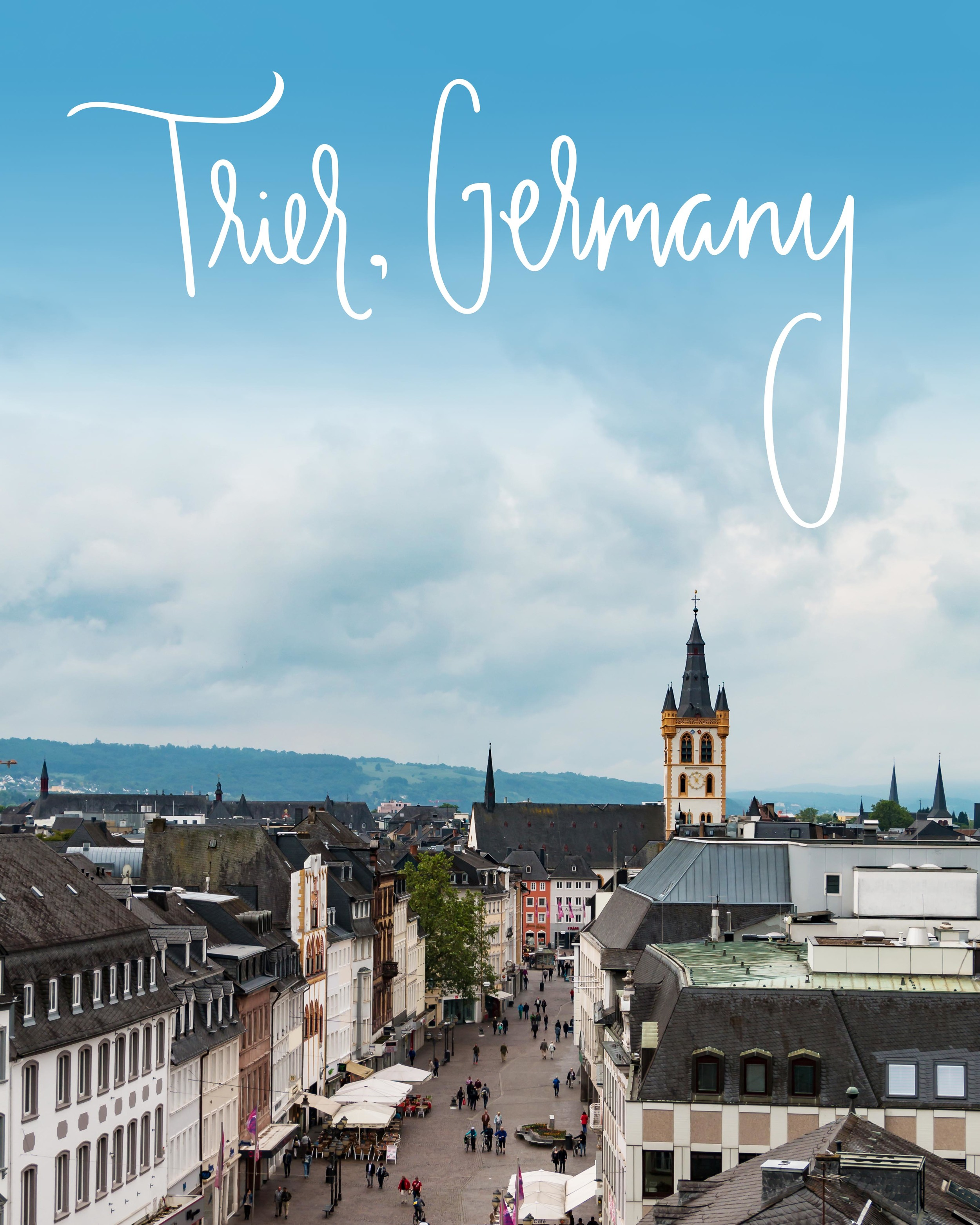 A Day Trip To Trier, Germany | Sea of Atlas