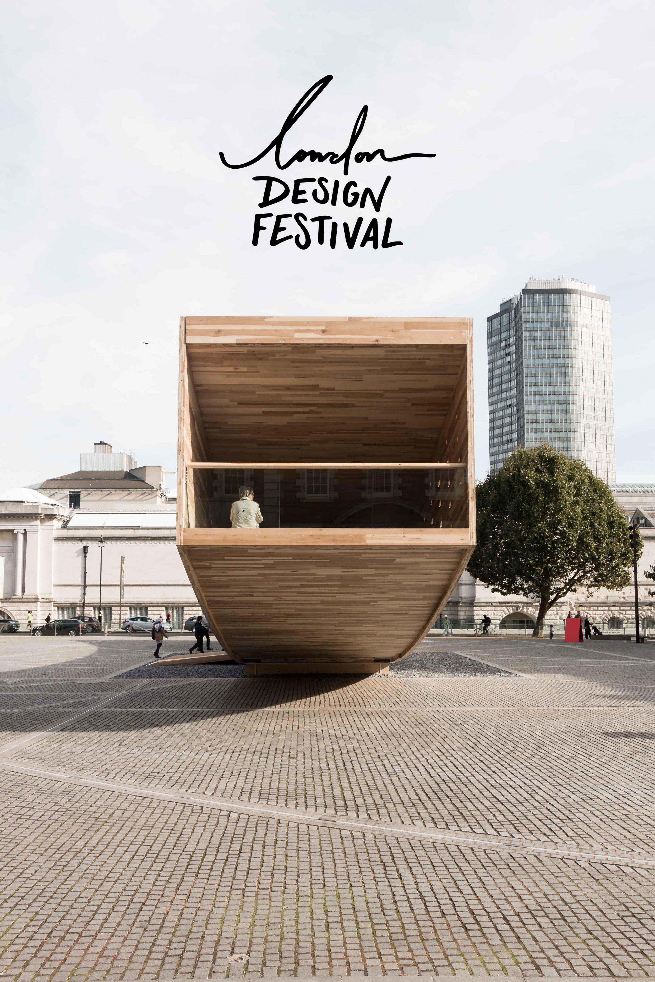 London Design Festival 2016 | Sea of Atlas