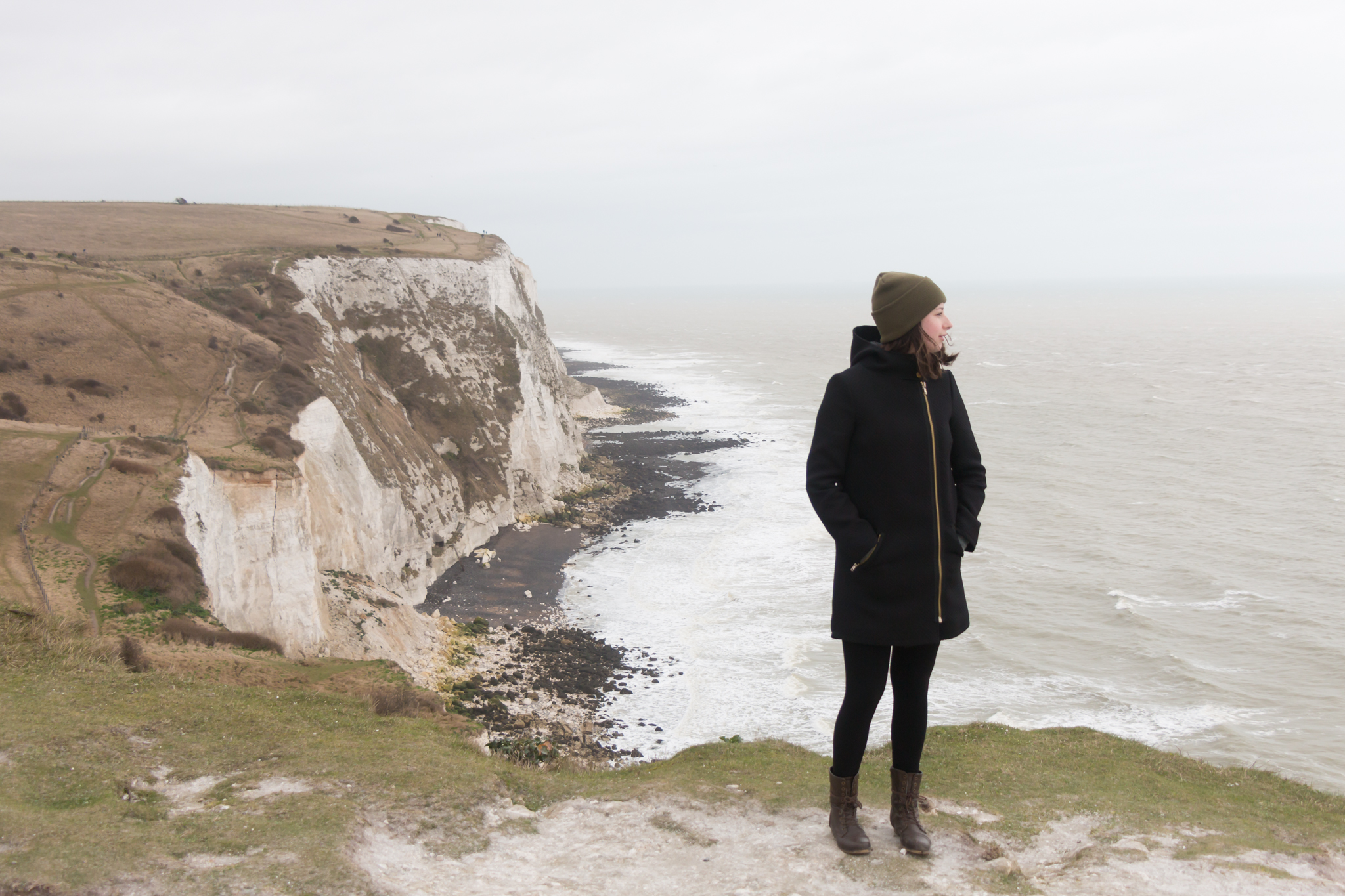 White Cliffs of Dover, England   Sea of Atlas