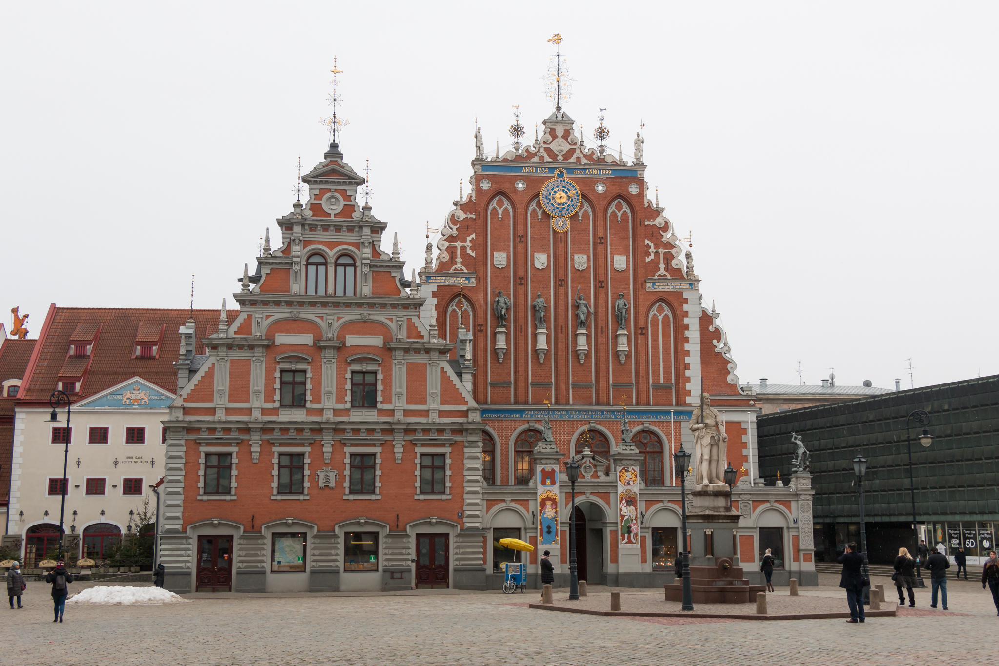 A Winter Weekend Away In Riga, Latvia | Sea of Atlas