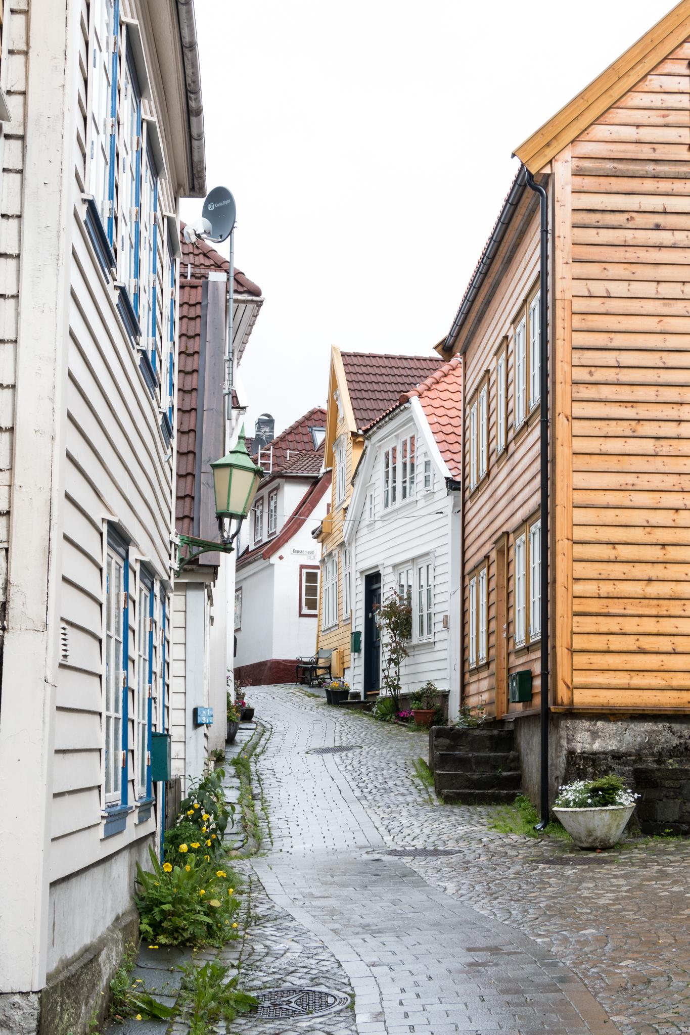Nøstet, Bergen, Norway