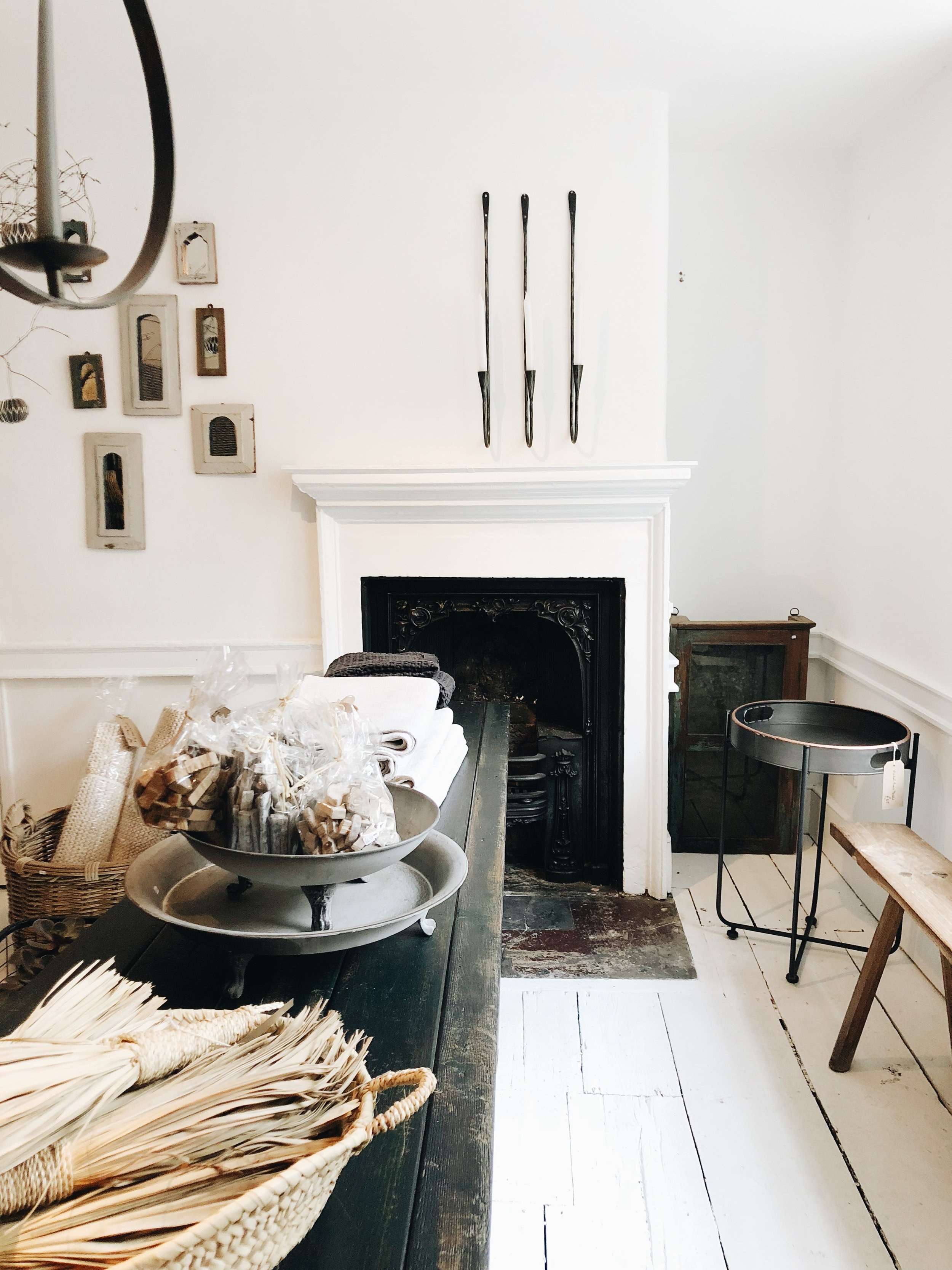 The Fig Store | Bath, England | Sea of Atlas