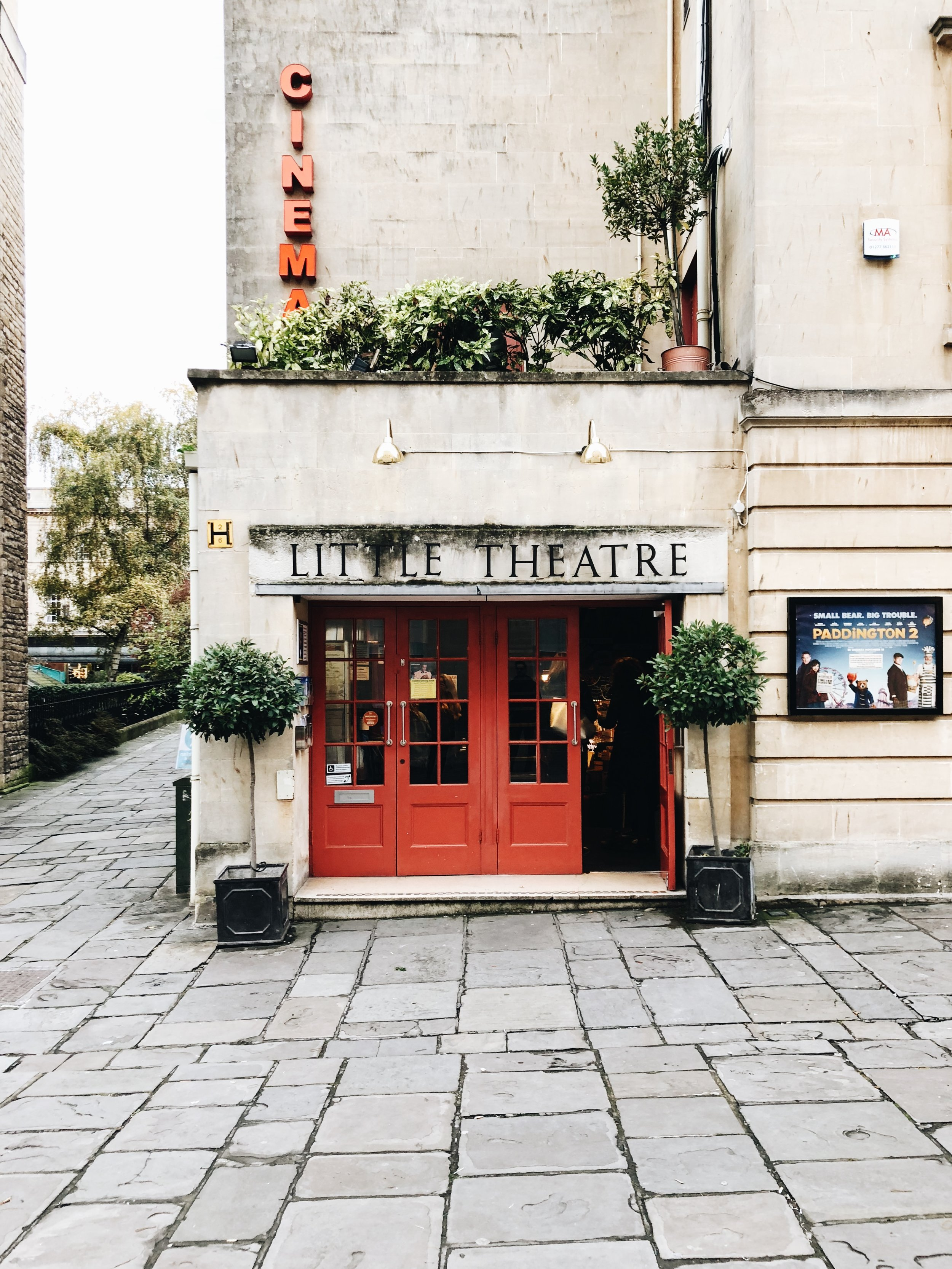 Little Theatre | Bath, England | Sea of Atlas