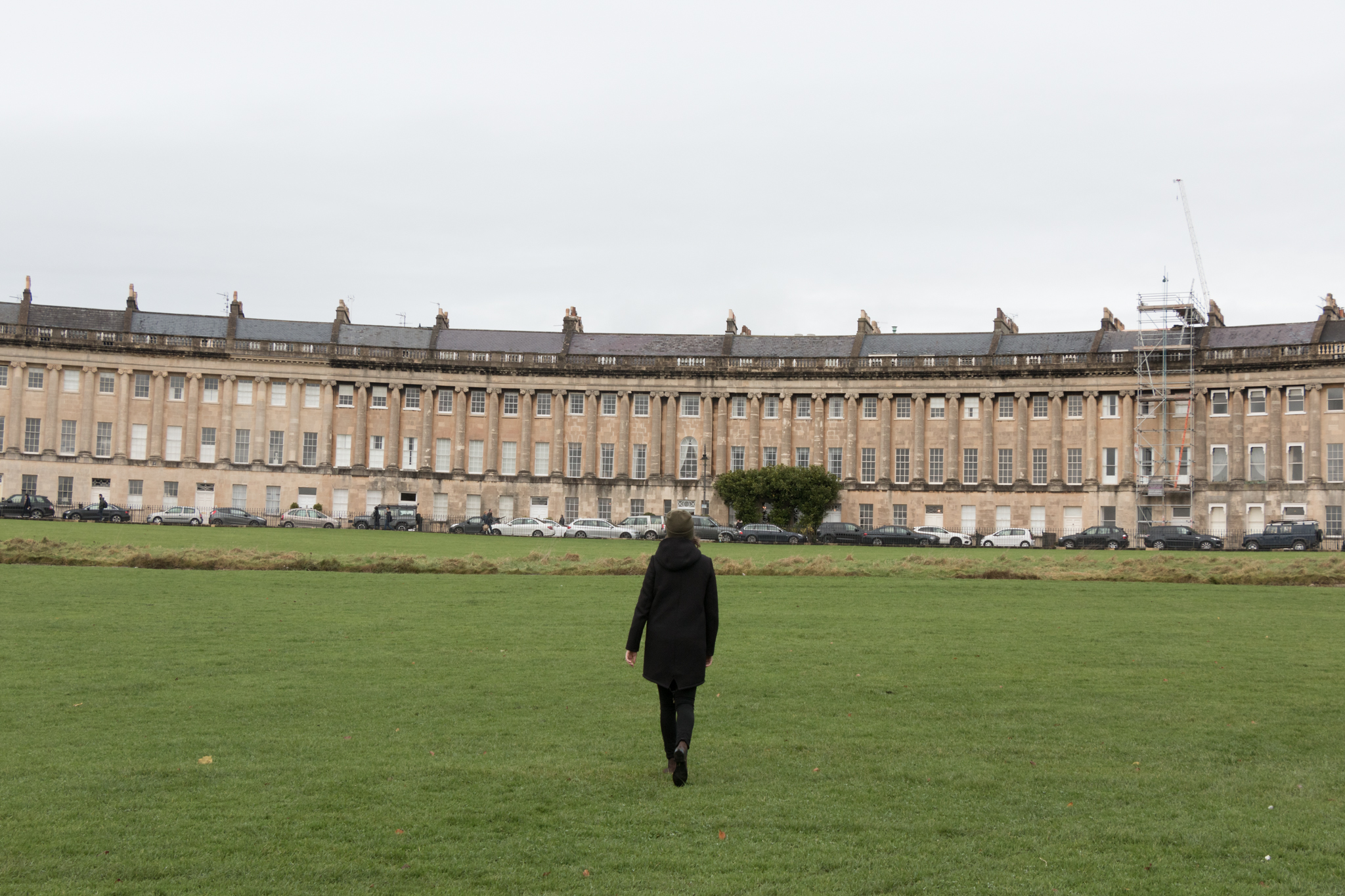 The Royal Crescent | Bath, England | Sea of Atlas