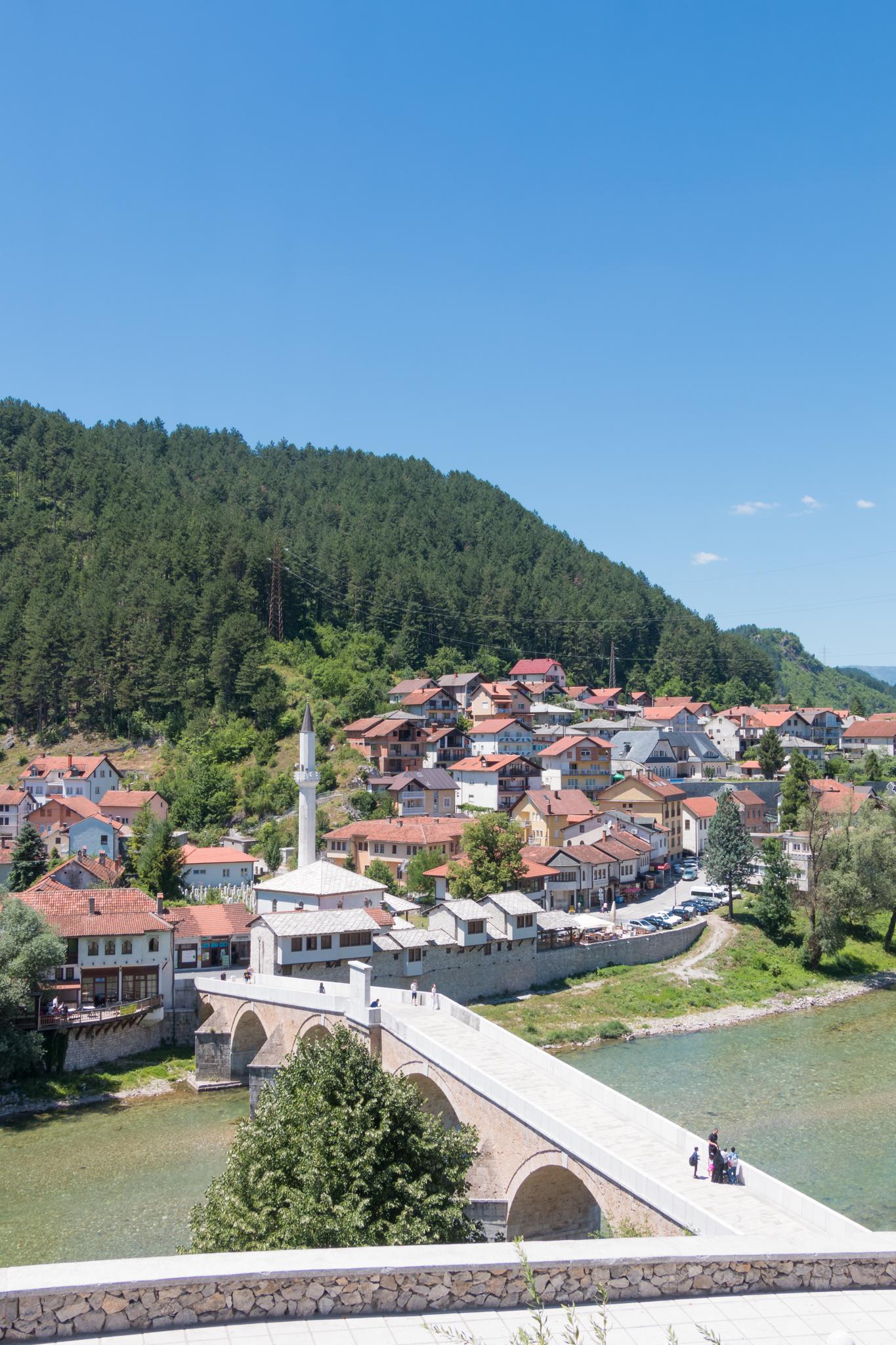 Konjic, Bosnia | Sea of Atlas