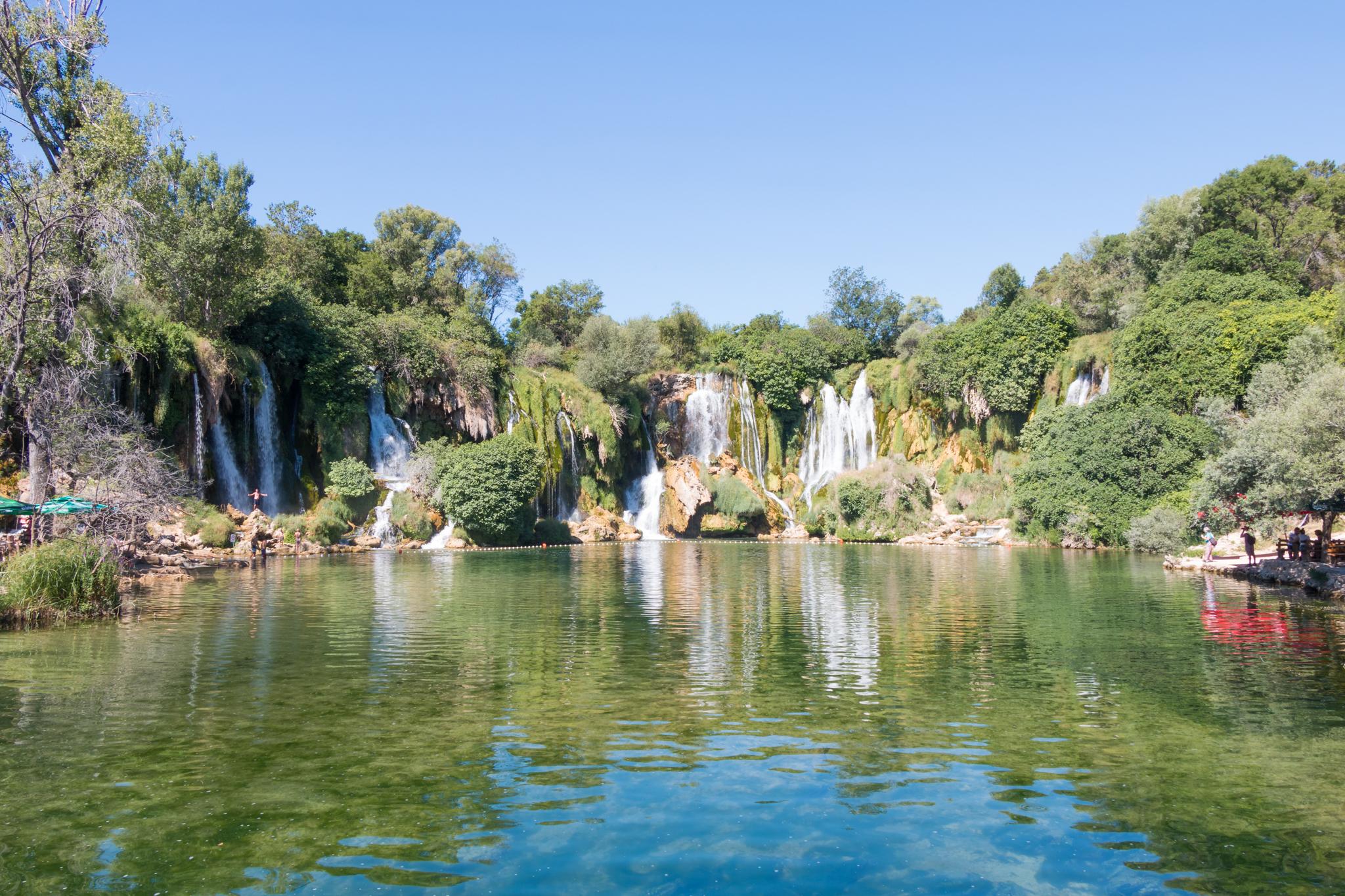 Kravice Falls, Bosnia | Sea of Atlas