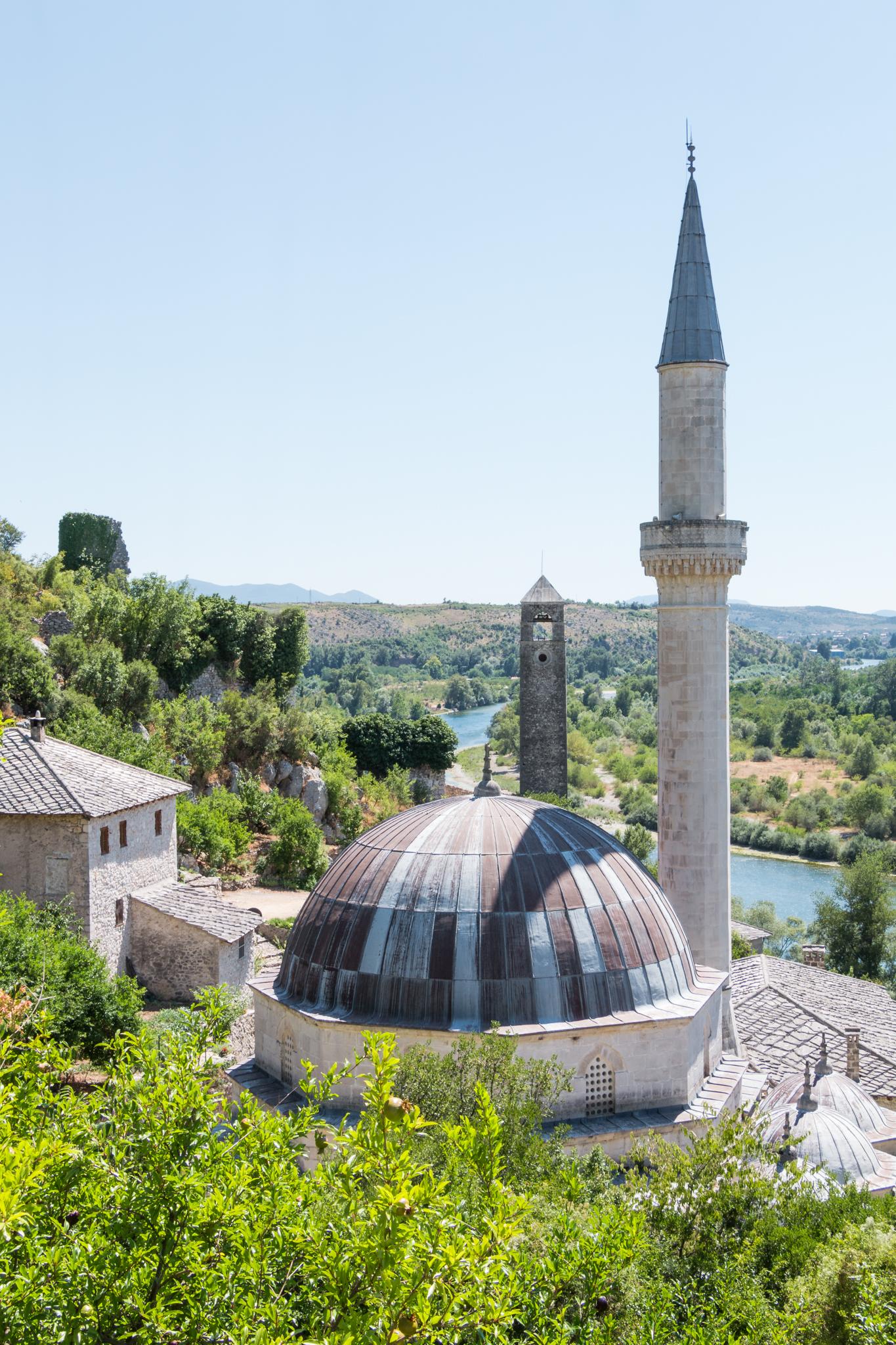Počitelj, Bosnia | Sea of Atlas