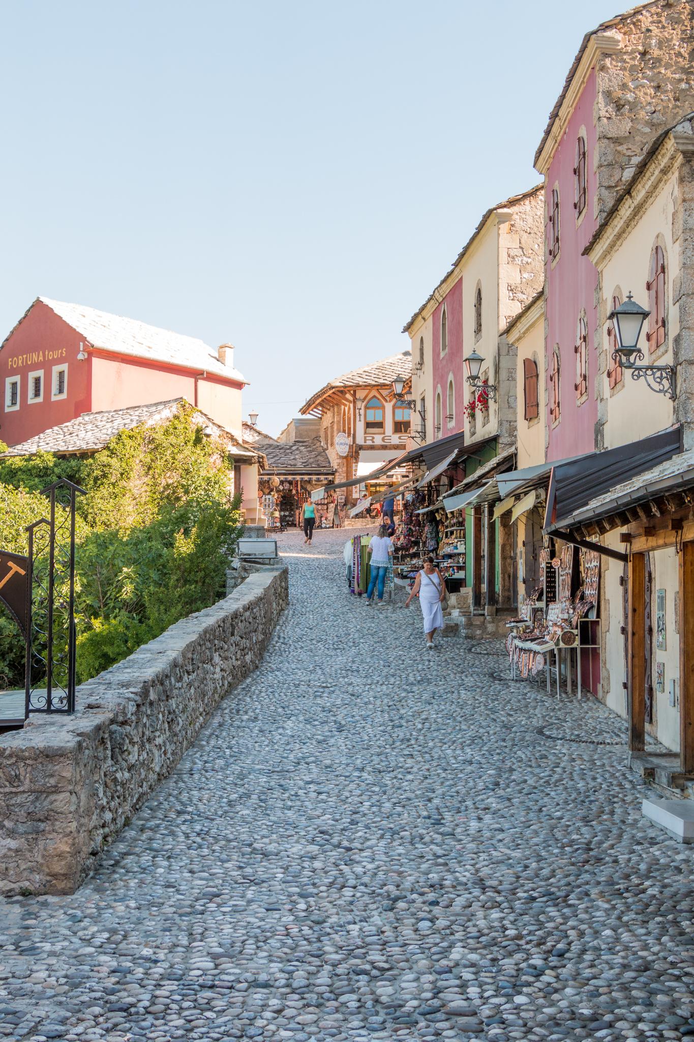 Mostar, Bosnia | Sea of Atlas
