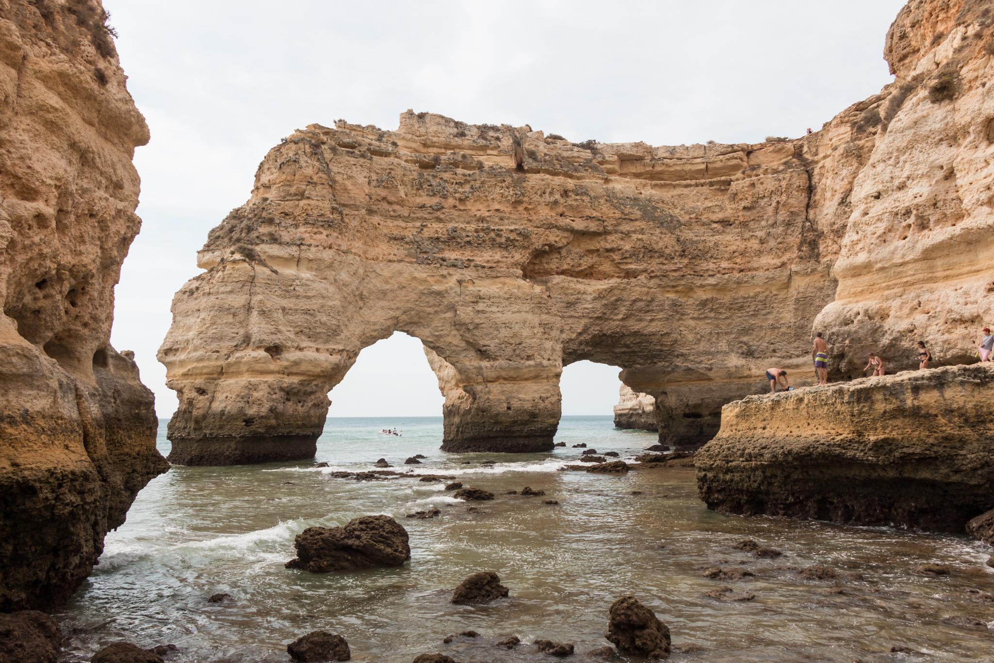 Praia da Marinha, Portugal | Ciao Fabello