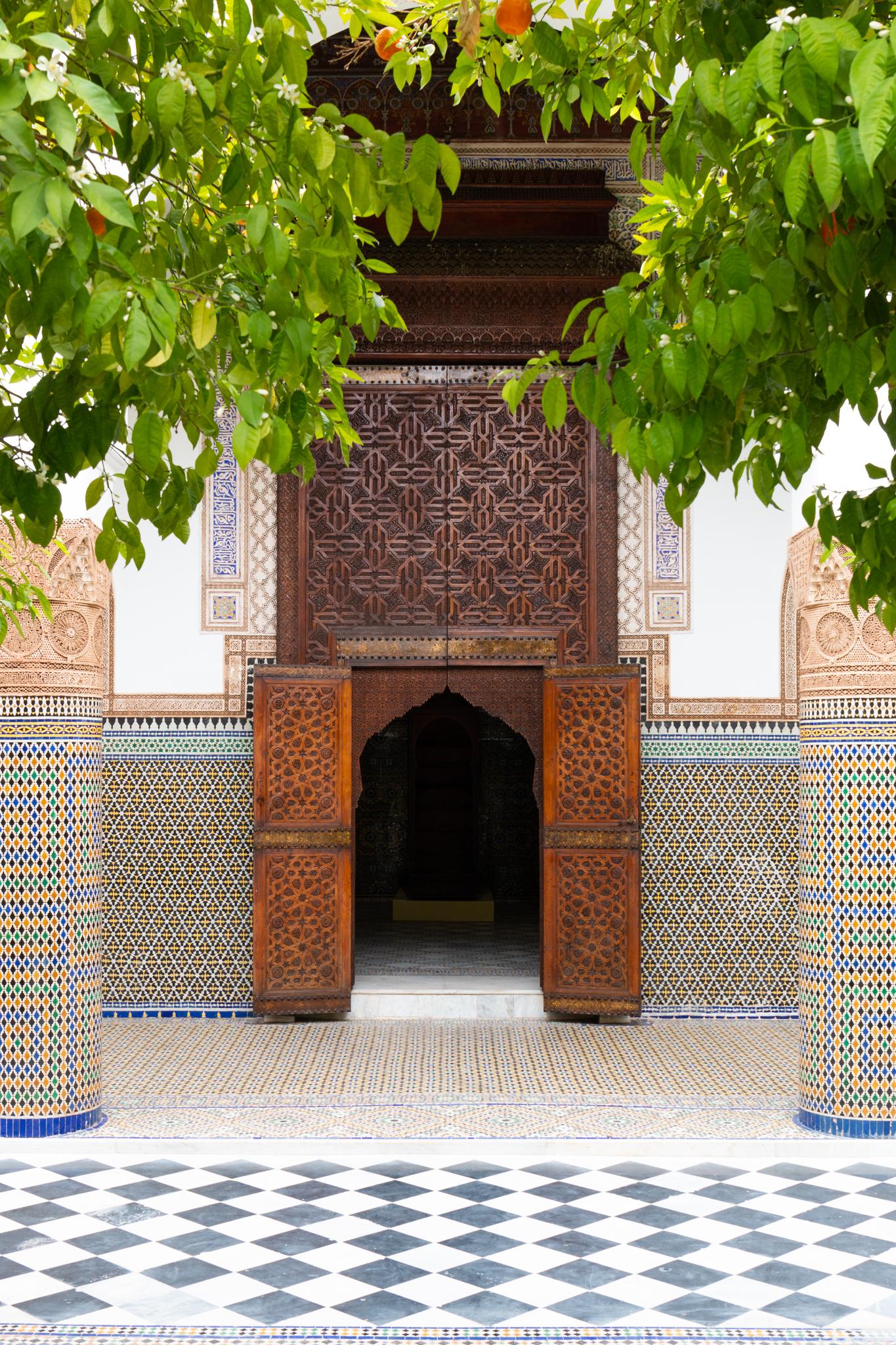 Dar El Bacha Musée Dea Confluences   Marrakech, Morocco   Ciao Fabello