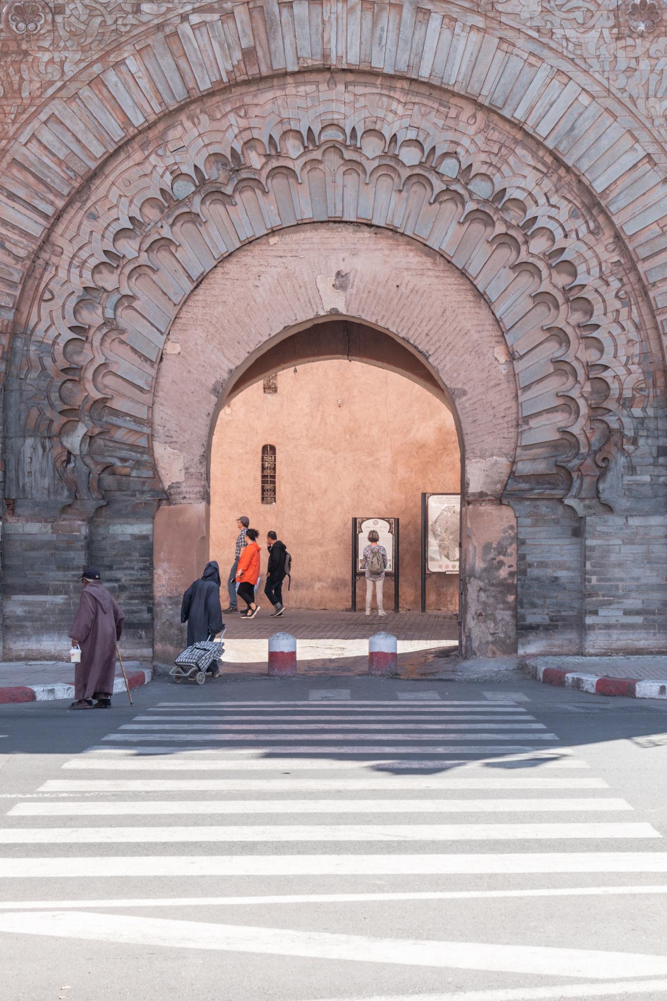 Bab Agnaou   Marrakech, Morocco   Ciao Fabello