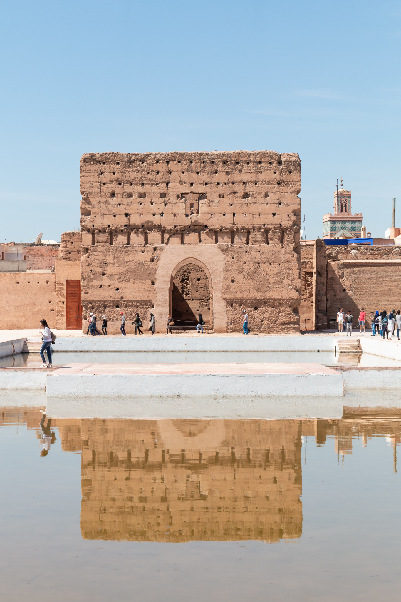 El Badi Palace   Marrakech, Morocco   Ciao Fabello