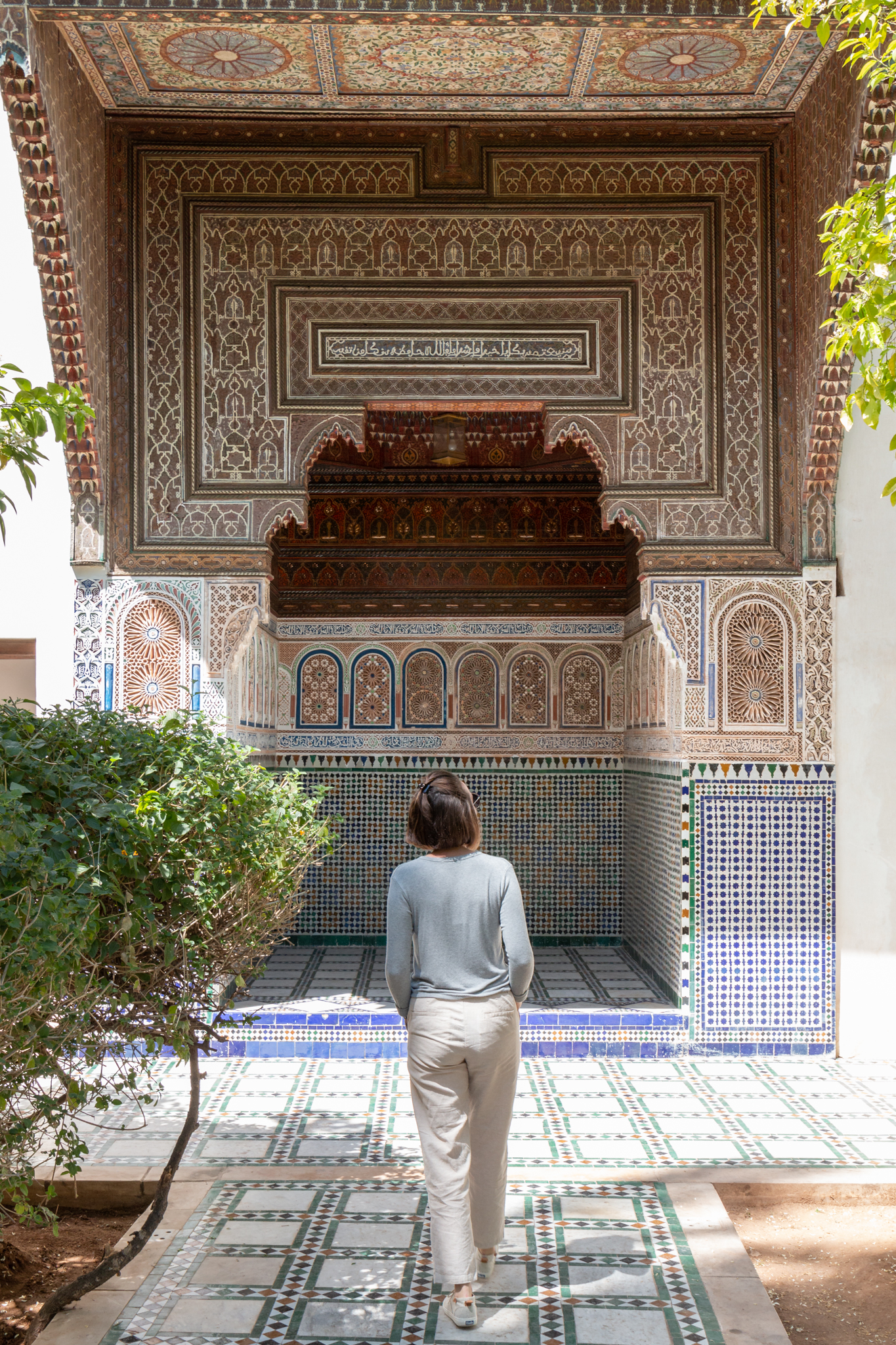 Palais de la Bahia   Marrakech, Morocco   Ciao Fabello