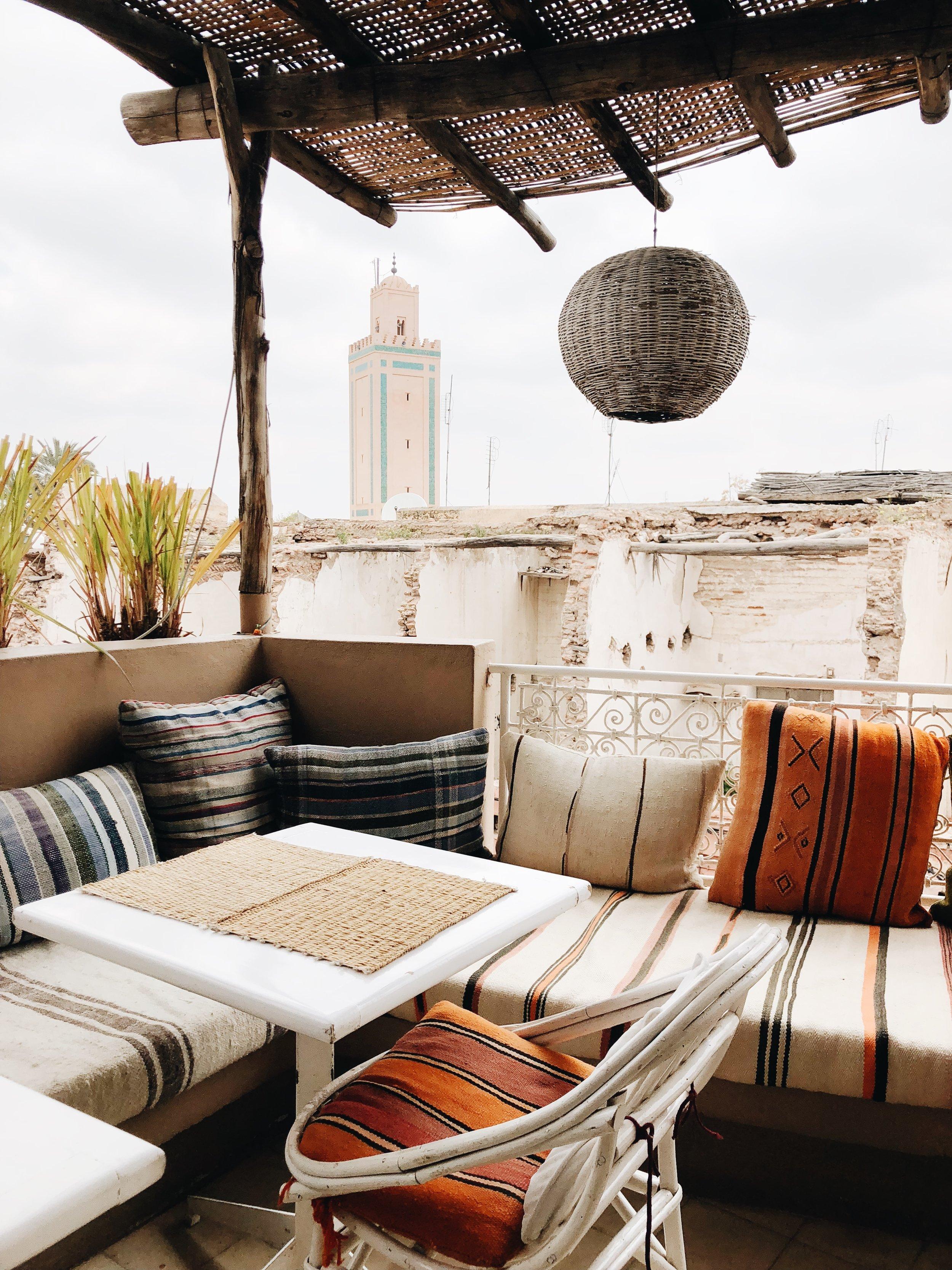 Atay Cafe   Marrakech, Morocco   Ciao Fabello