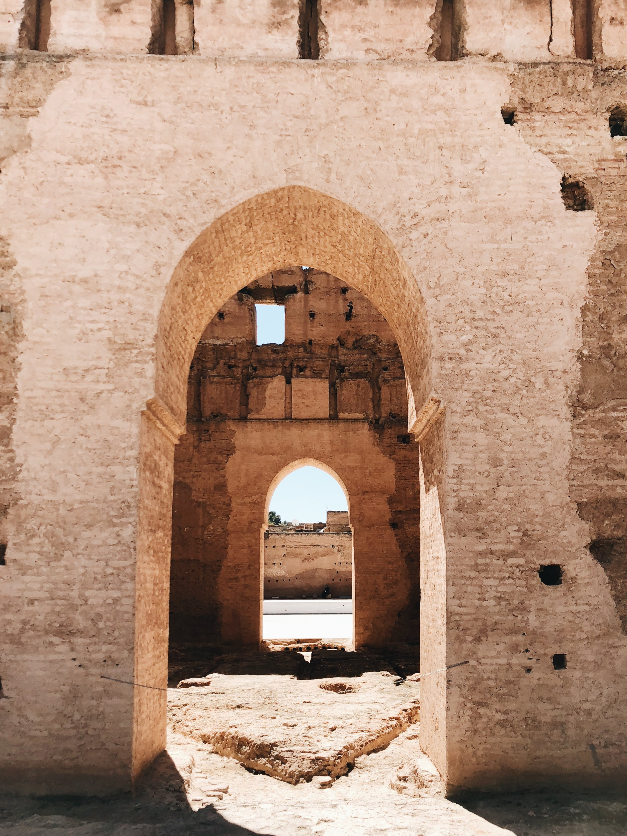 El Adi Apalace   Marrakech, Morocco   Ciao Fabello