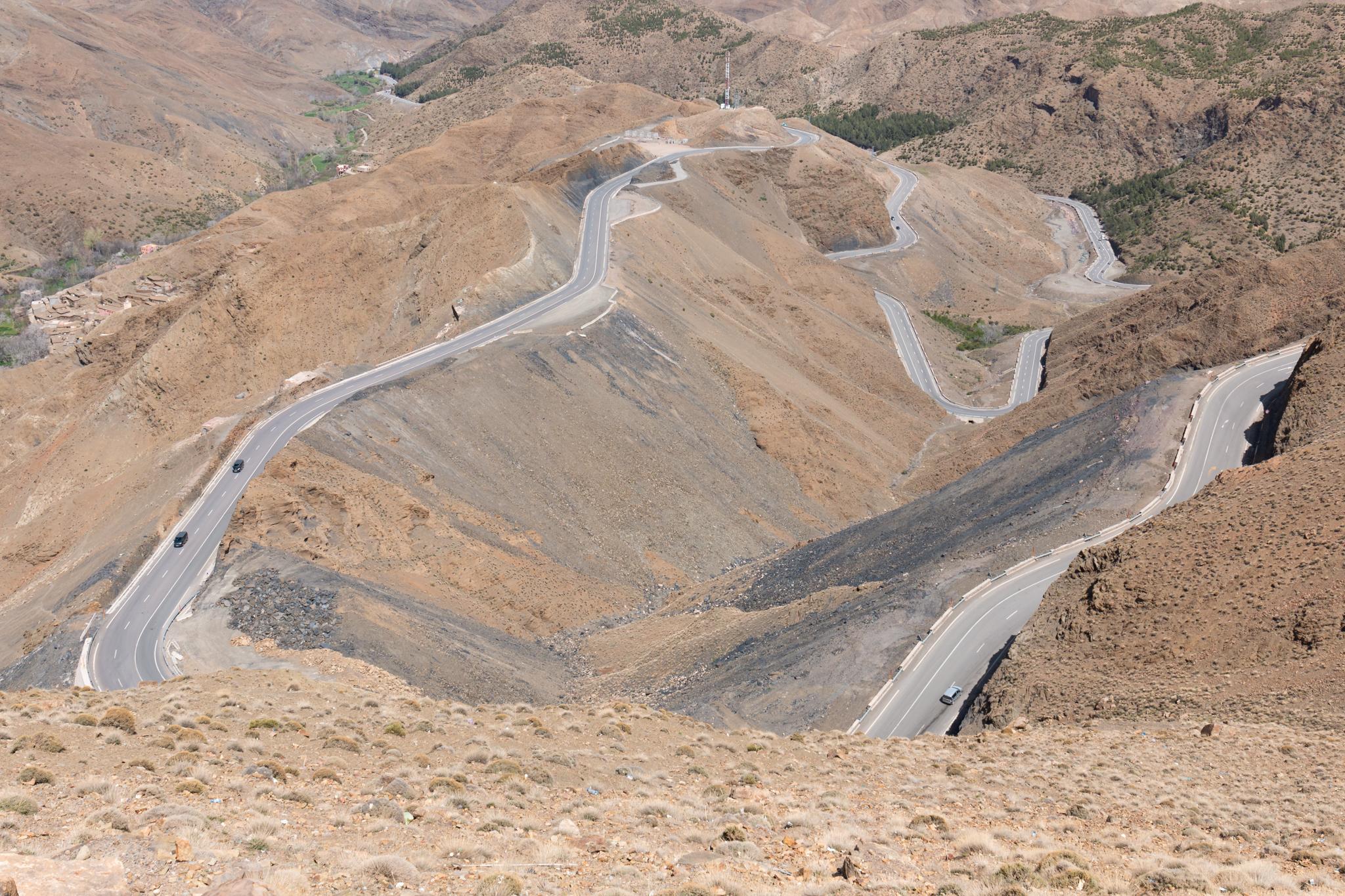 Tizi n 'Tichka pass | Morocco | Ciao Fabello