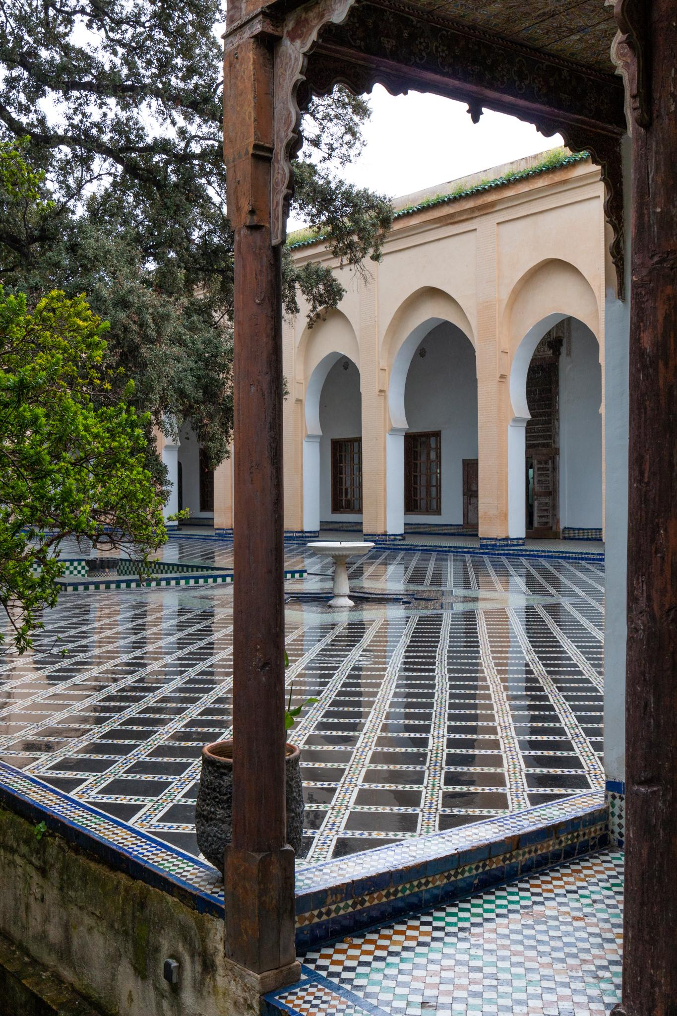 Batha Museum   Fez, Morocco   Ciao Fabello