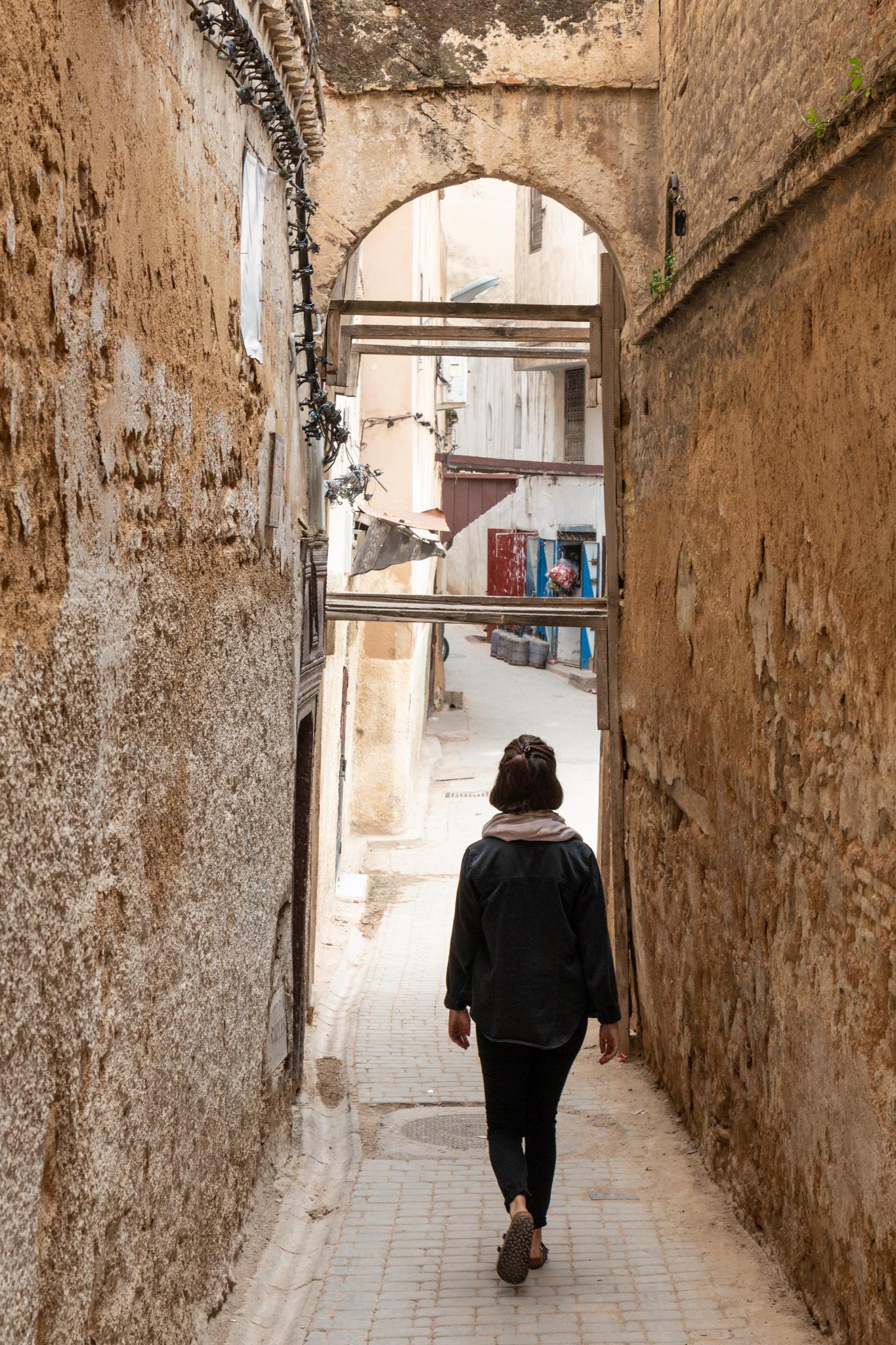 Fez, Morocco   Ciao Fabello