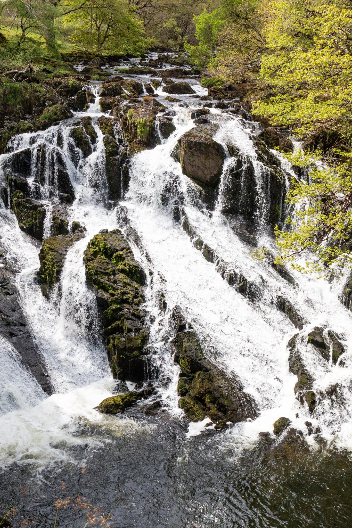 Swallow Falls | Snowdonia, Wales | Ciao Fabello