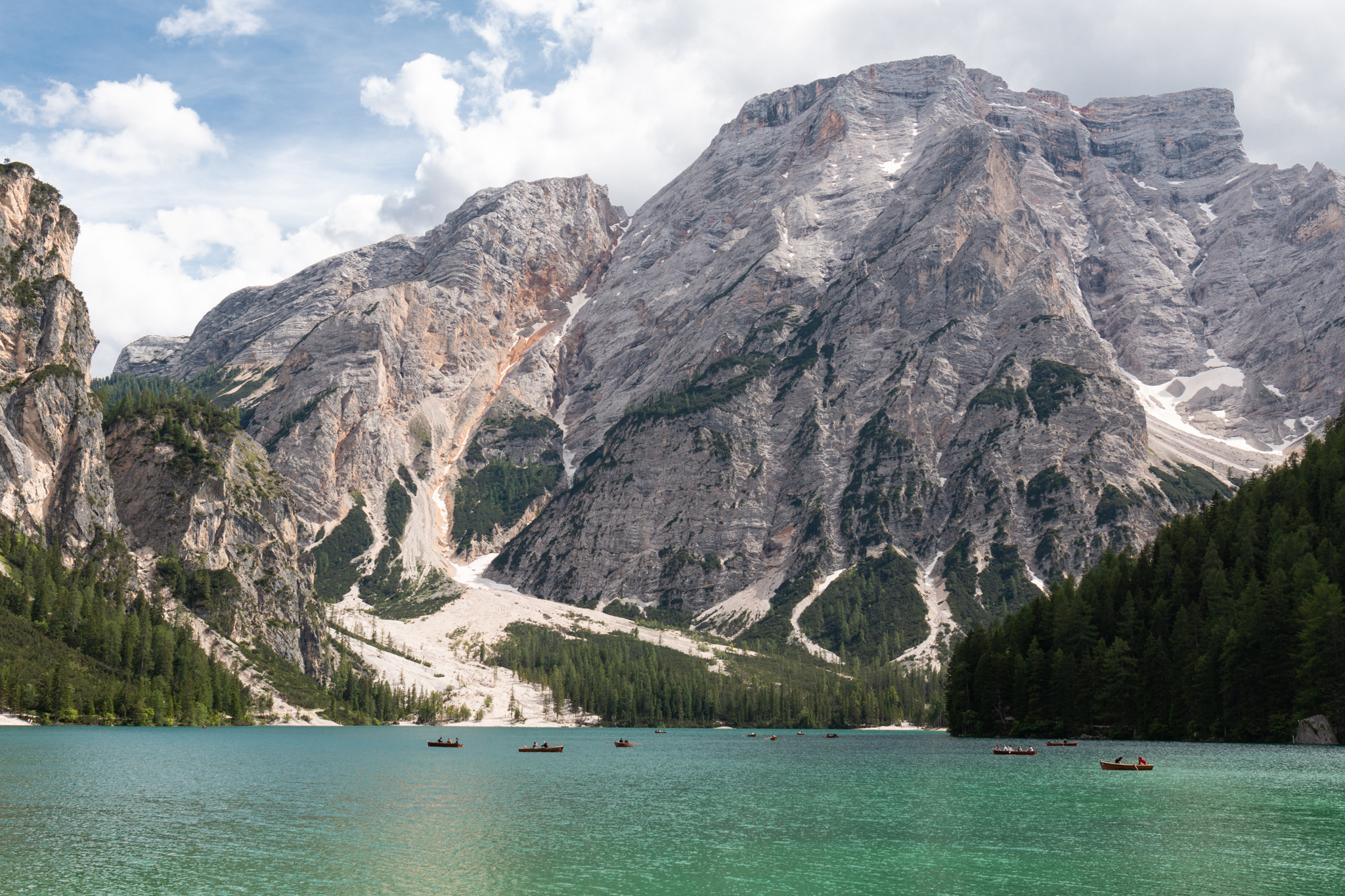 Lake Braies, Northern Italy | The Dolomites | Ciao Fabello