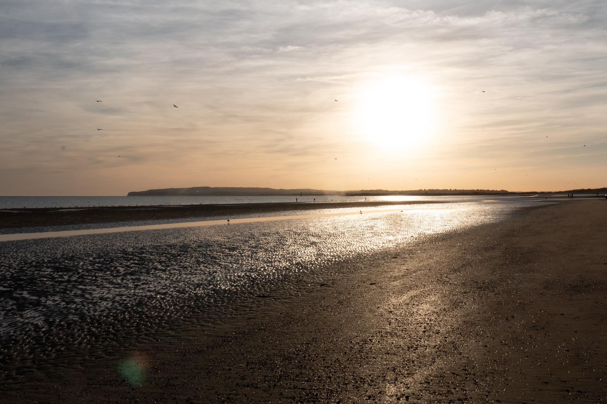 Camber Sands, England   Ciao Fabello