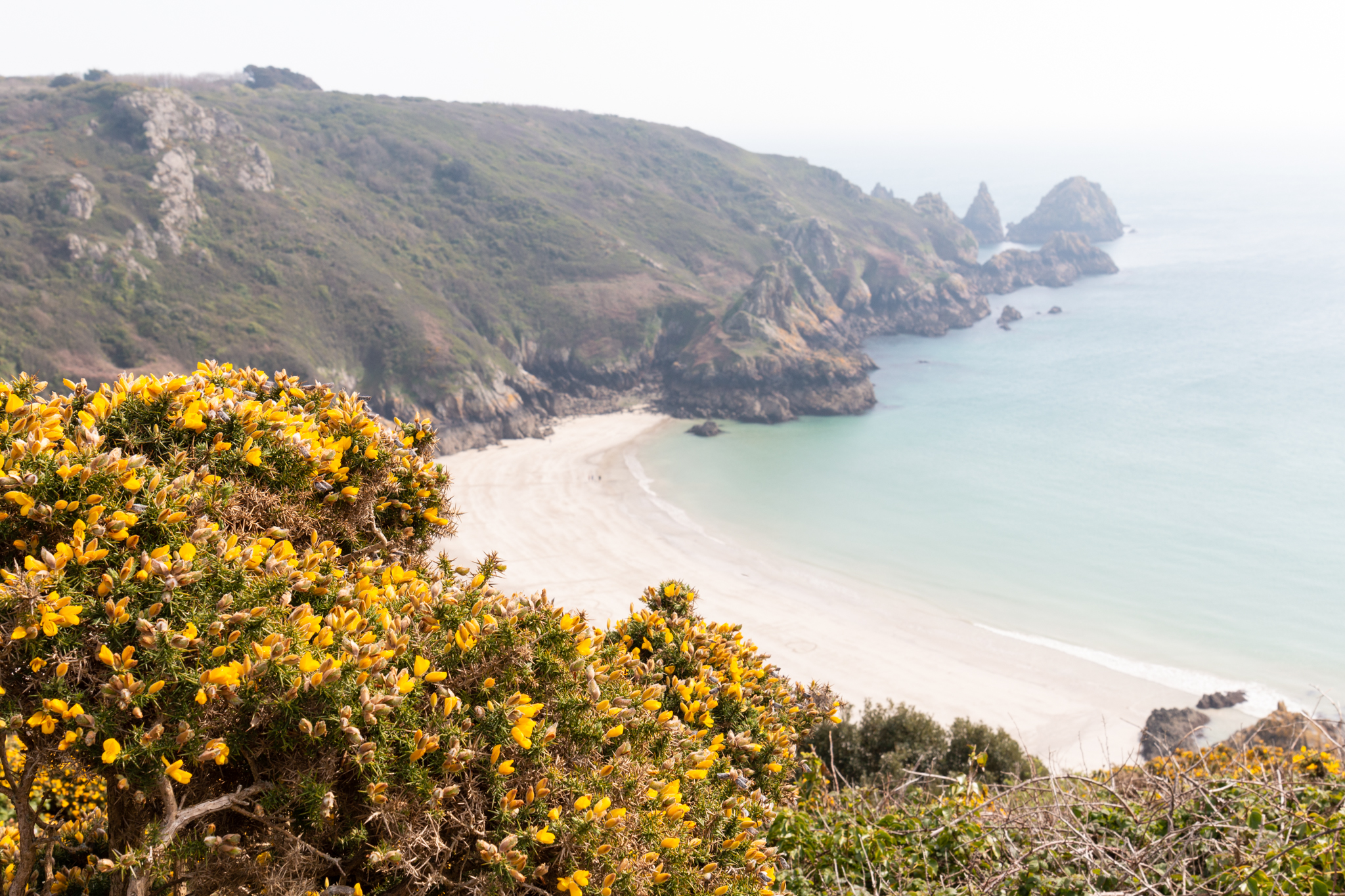 The Channel Islands -