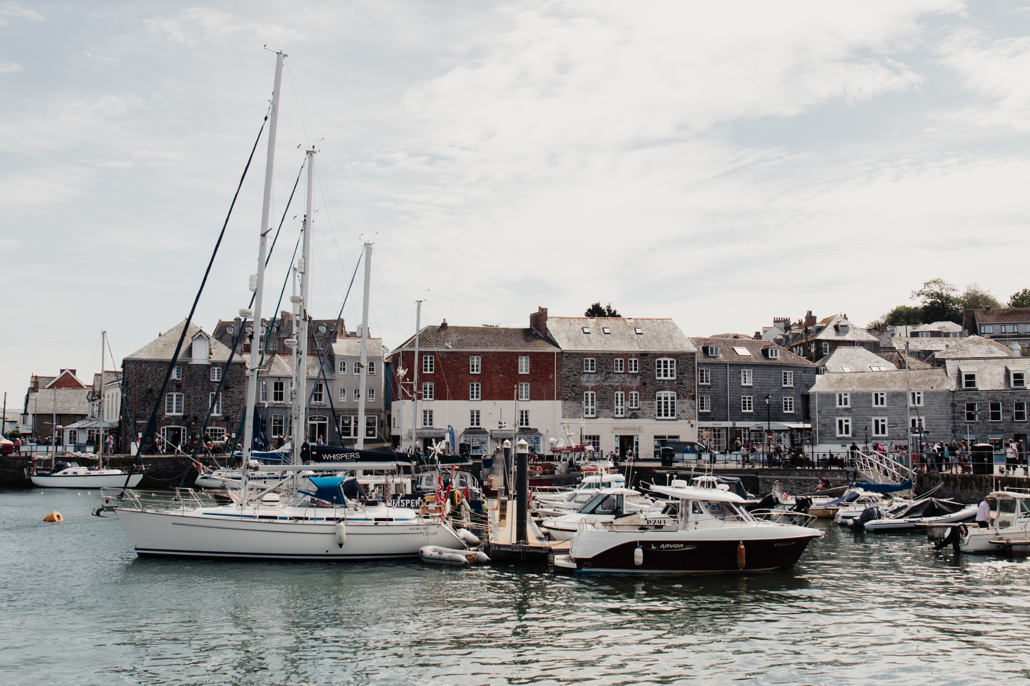 Padstow, Cornwall | Ciao Fabello