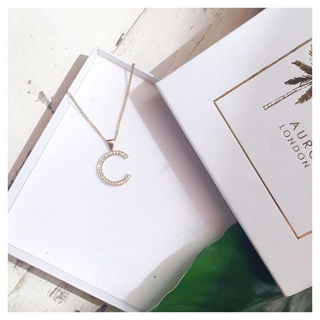Celebrating 'C' for Chinese New Year today ❤️Initial diamond pendants now available to commission. ✉️for enquires  #chinesenewyear #diamondinitialpendant #initialpendant #bespokenecklace #bespokedesign #giftideas #c #initialnecklace