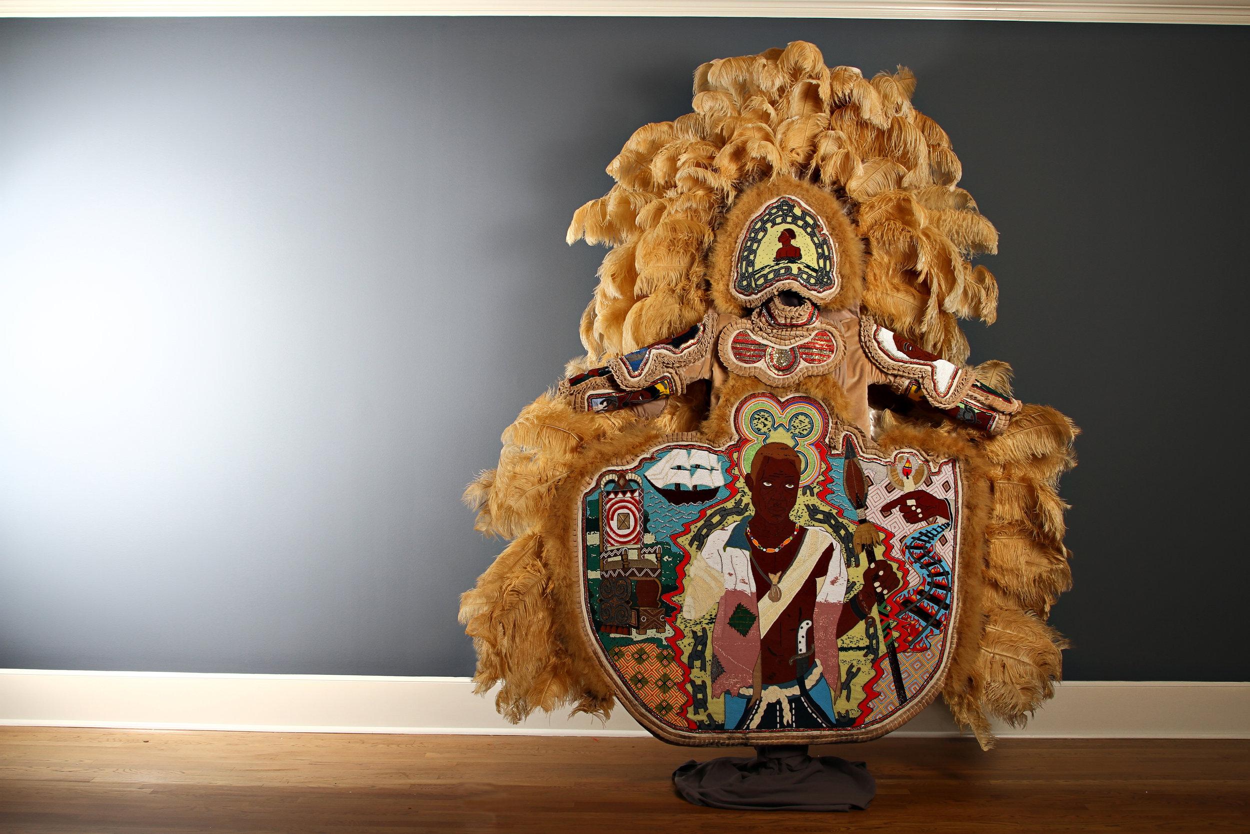 Contemporary Artist Demond Melancon