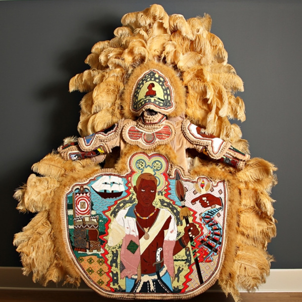 Mardi Gras Indian Suits by Demond Melancon