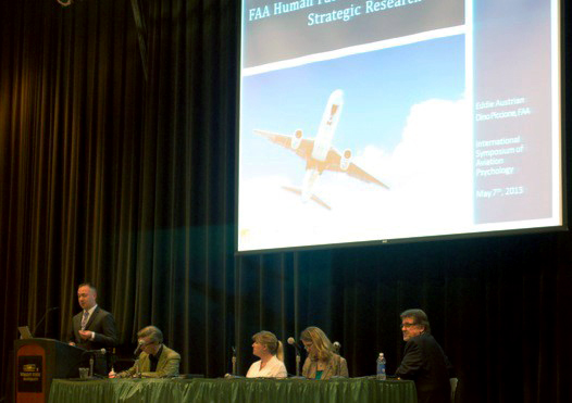 International Symposium of Aviation Psychology 2015