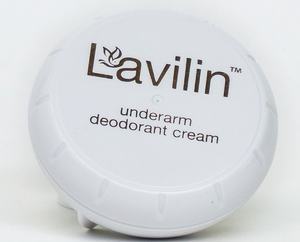 Lavalin cream deodorant will keep you smelling good for up to 10 days!
