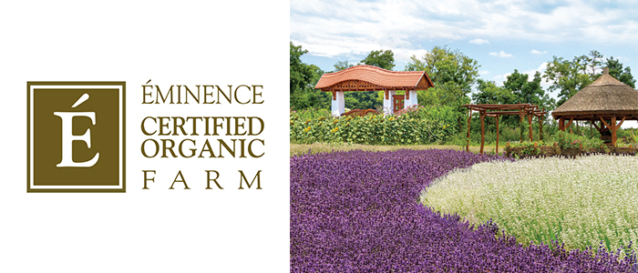 Vfranca Spa uses Eminence Organic Skincare from Hungary, handmade products that give dramatic results naturally!