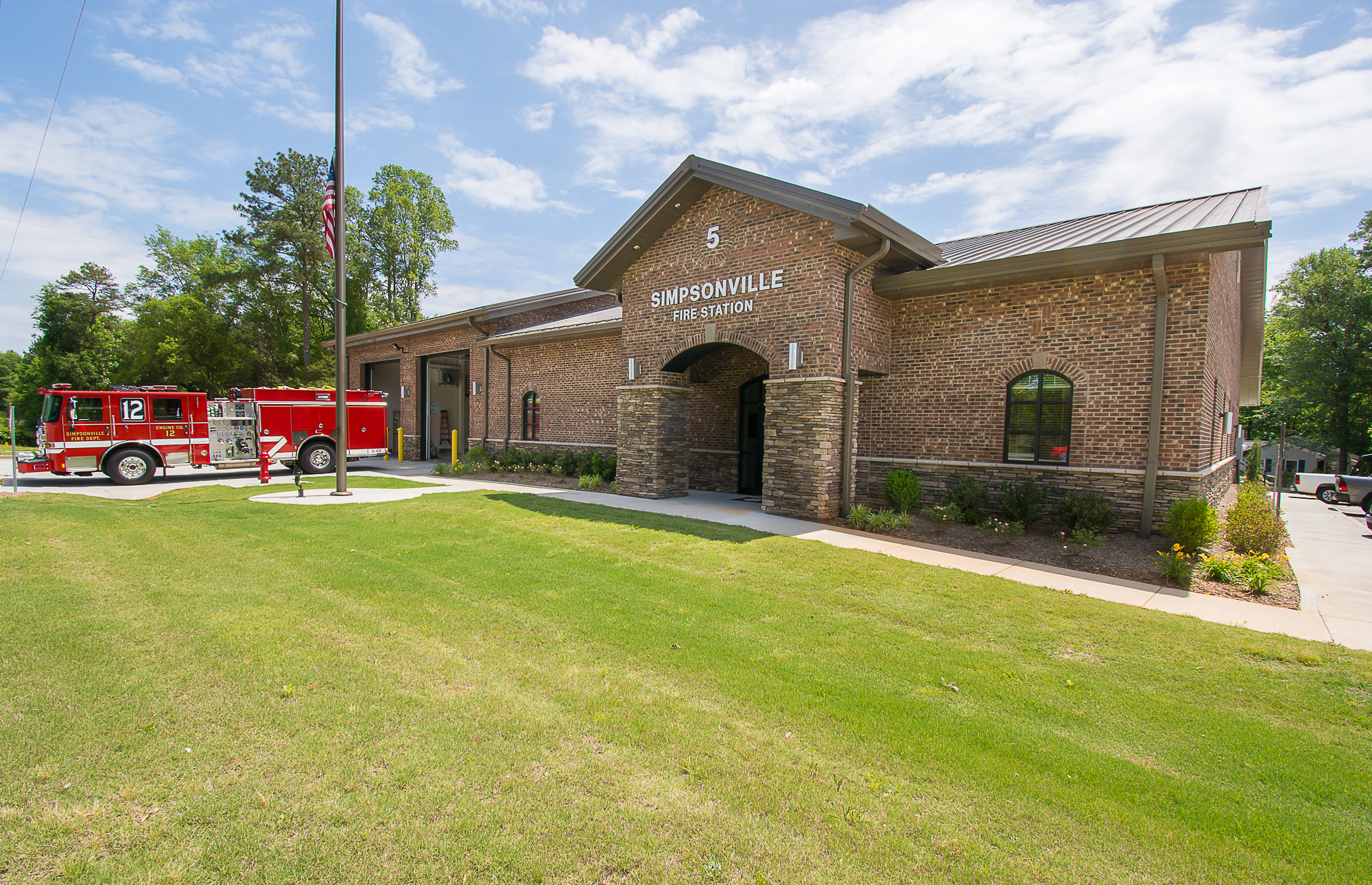 Simpsonville Fire Station 5