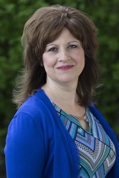 Executive Assistant Karen Jaggers