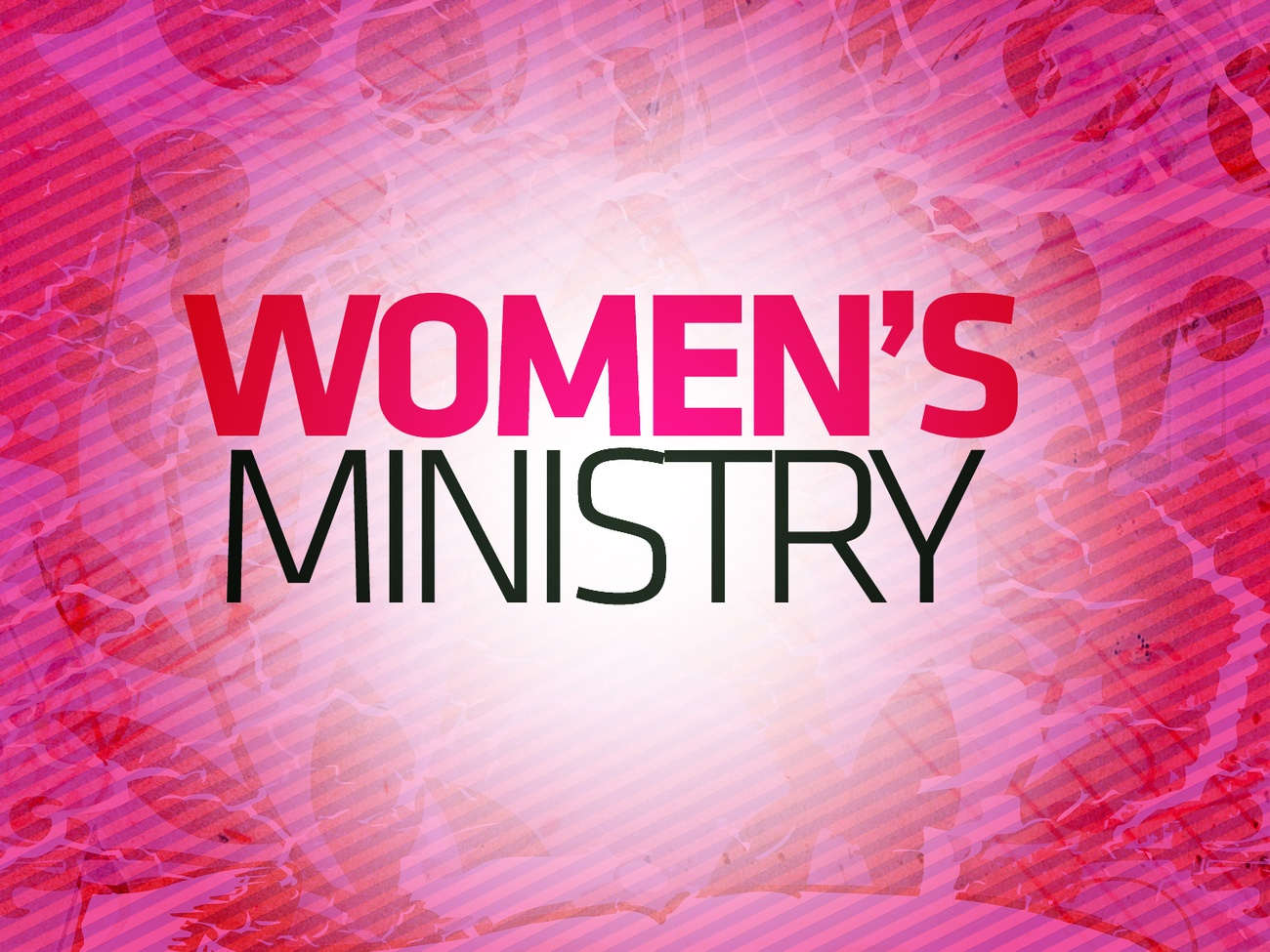 Sat Nov 21 - Pastor Amy Adkins - Women's Meeting message