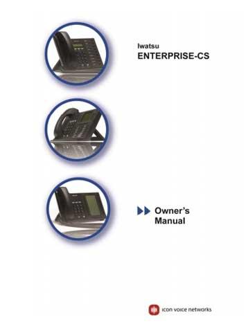Iwatsu Enterprise-CS