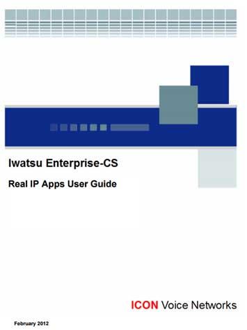 Iwatsu Real IP Apps