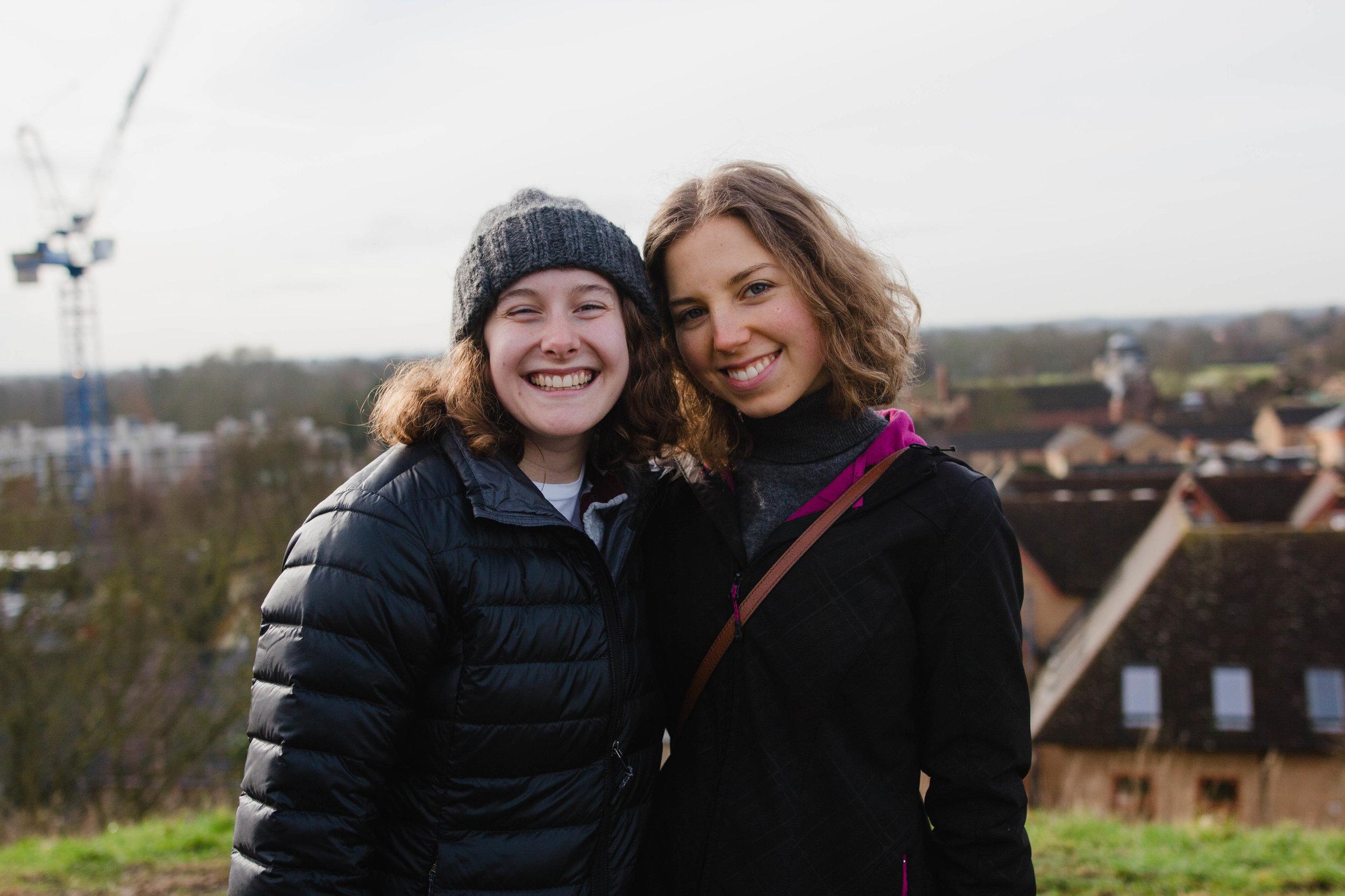 Ellie & Sarah