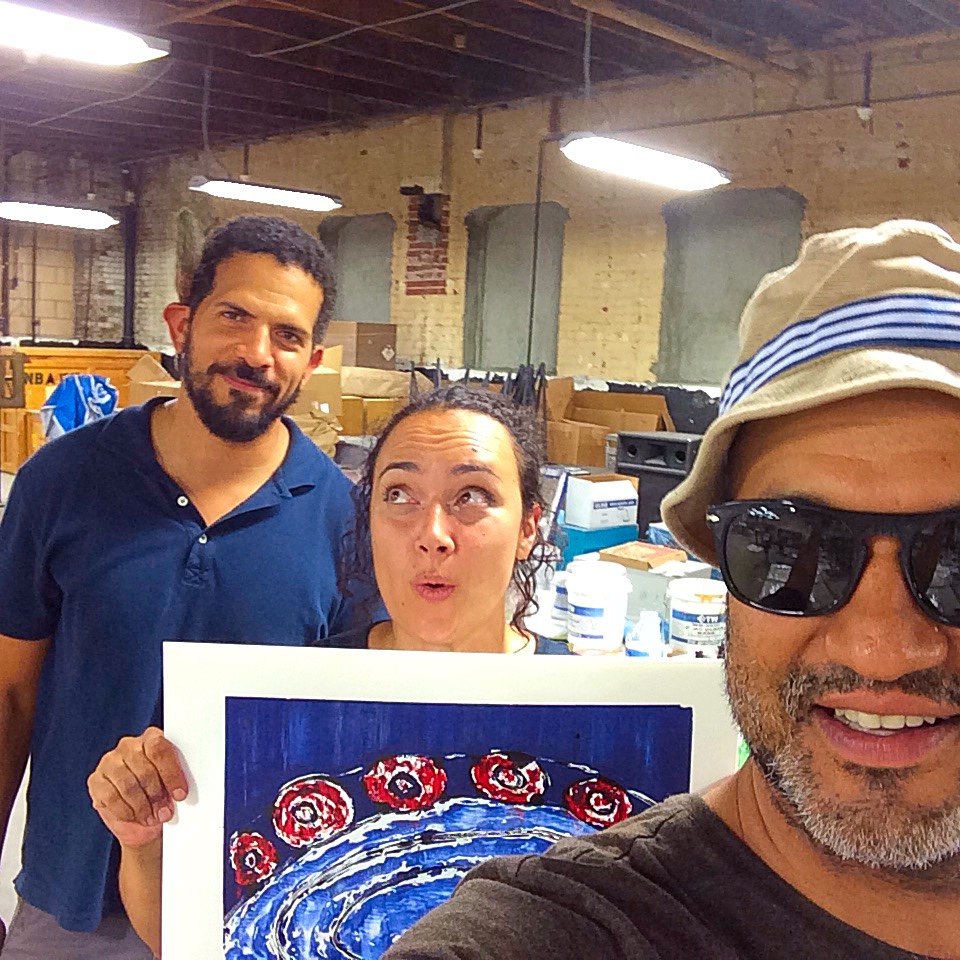Wayne Perry, Heather Flores, Juan Escobedo