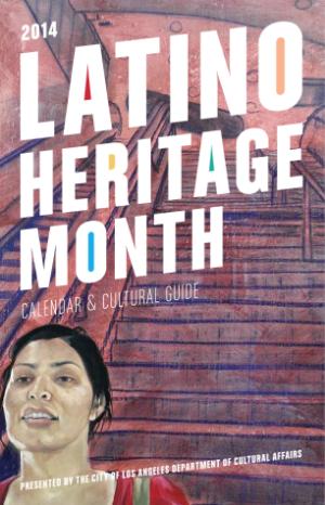Ctiy of Los Angeles Mayor Eric Garcetti, 2014 Latino Heritage Month