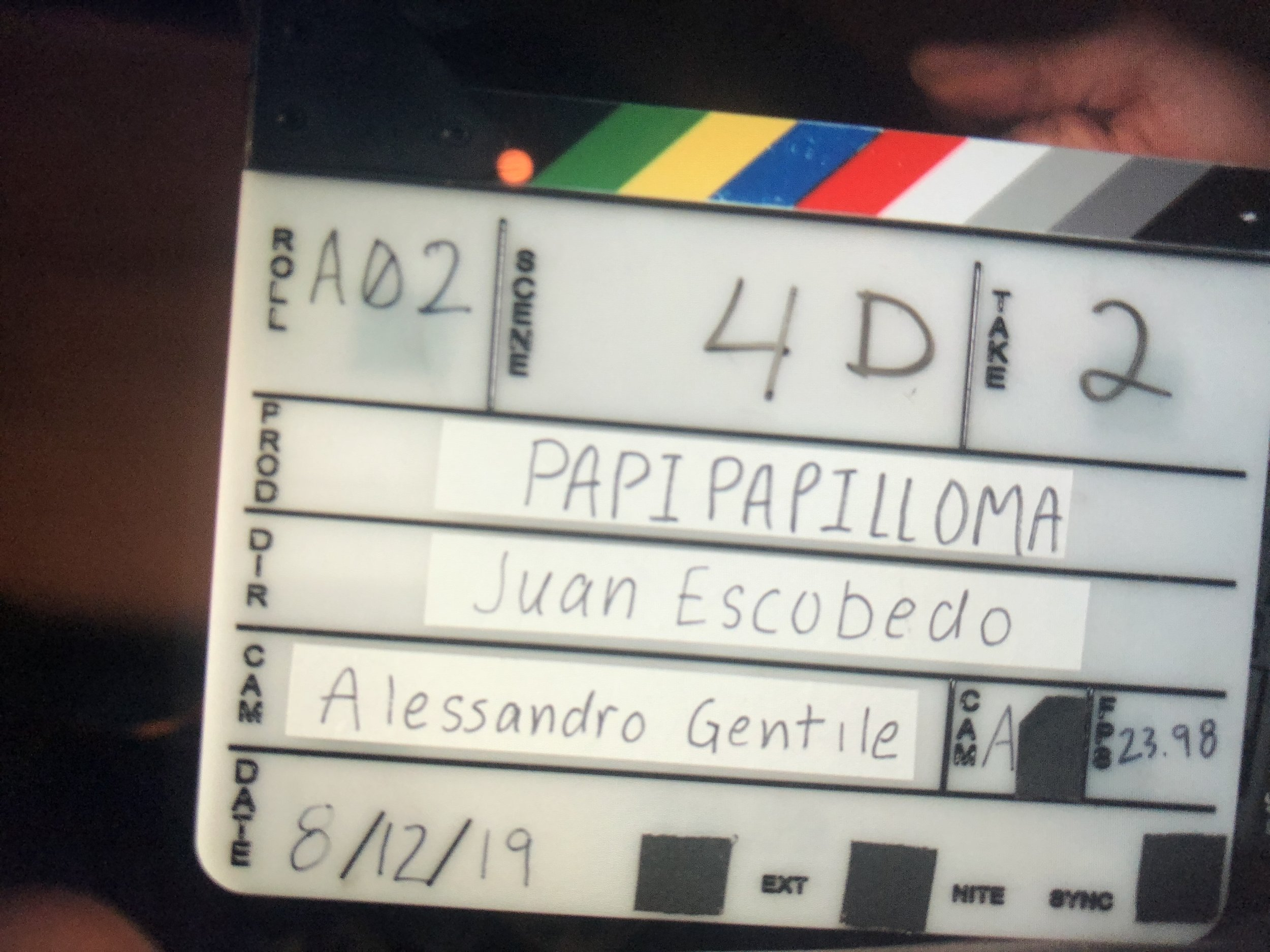 Papi Papilloma  Short Film