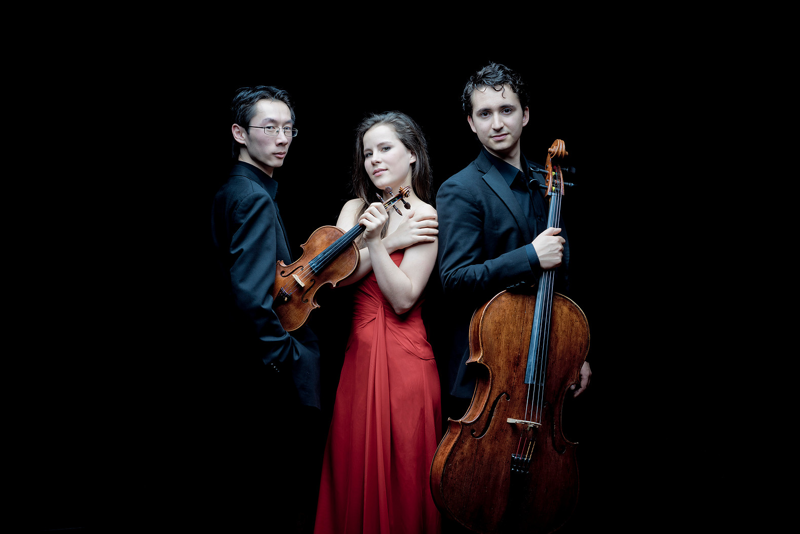 Thursday, 5th March - Amatis Piano Triohttps://www.amatistrio.comShostakovich: Piano Trio No.1 in C minor, Op.10Tarrodi: MoorlandsRavel: Piano Trio in A minor, M.67