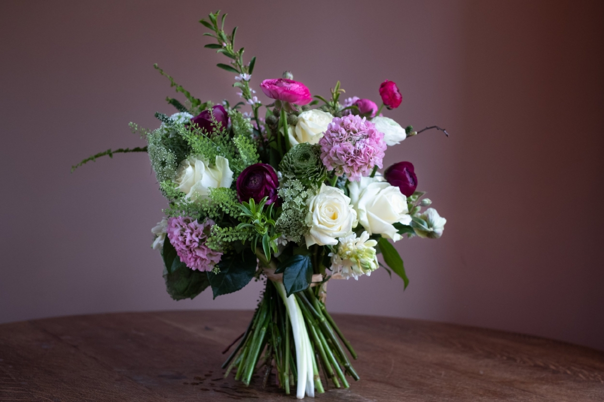 Romantic Floral Bouquet