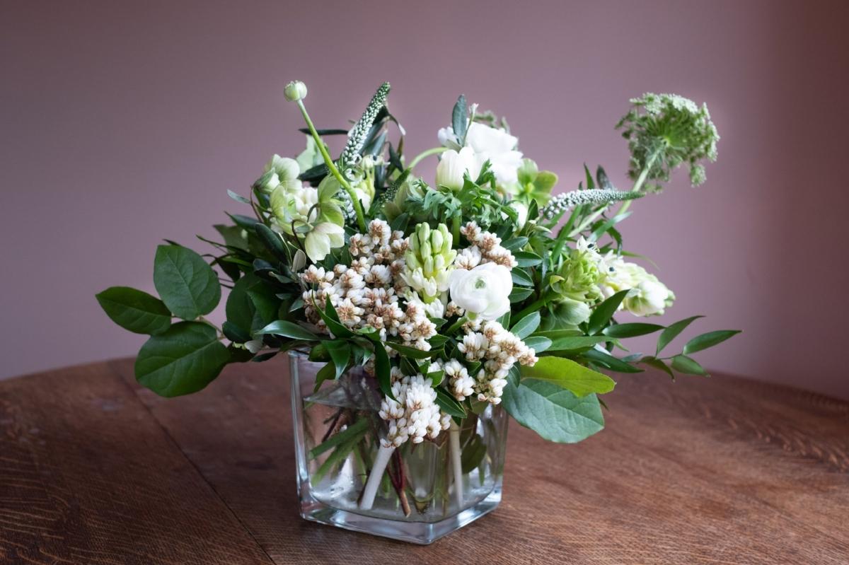 Classic Floral Arrangement