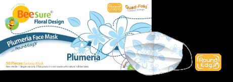 Plumeria Blue BE2310