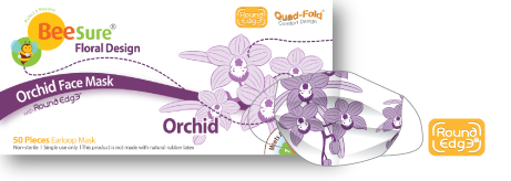 Orchid Lavender BE2320