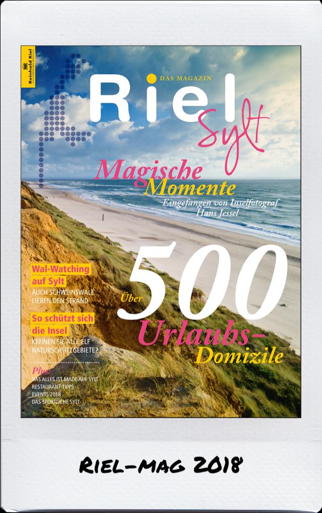 Riel Magazin Sylt