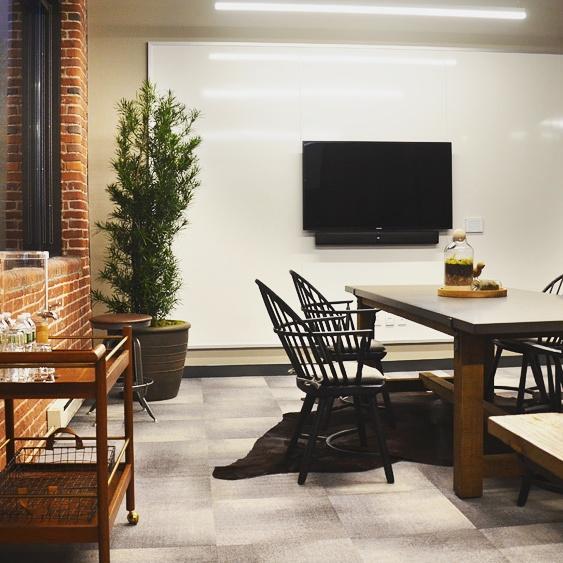 Harding Botanicals. Office plant in Boston